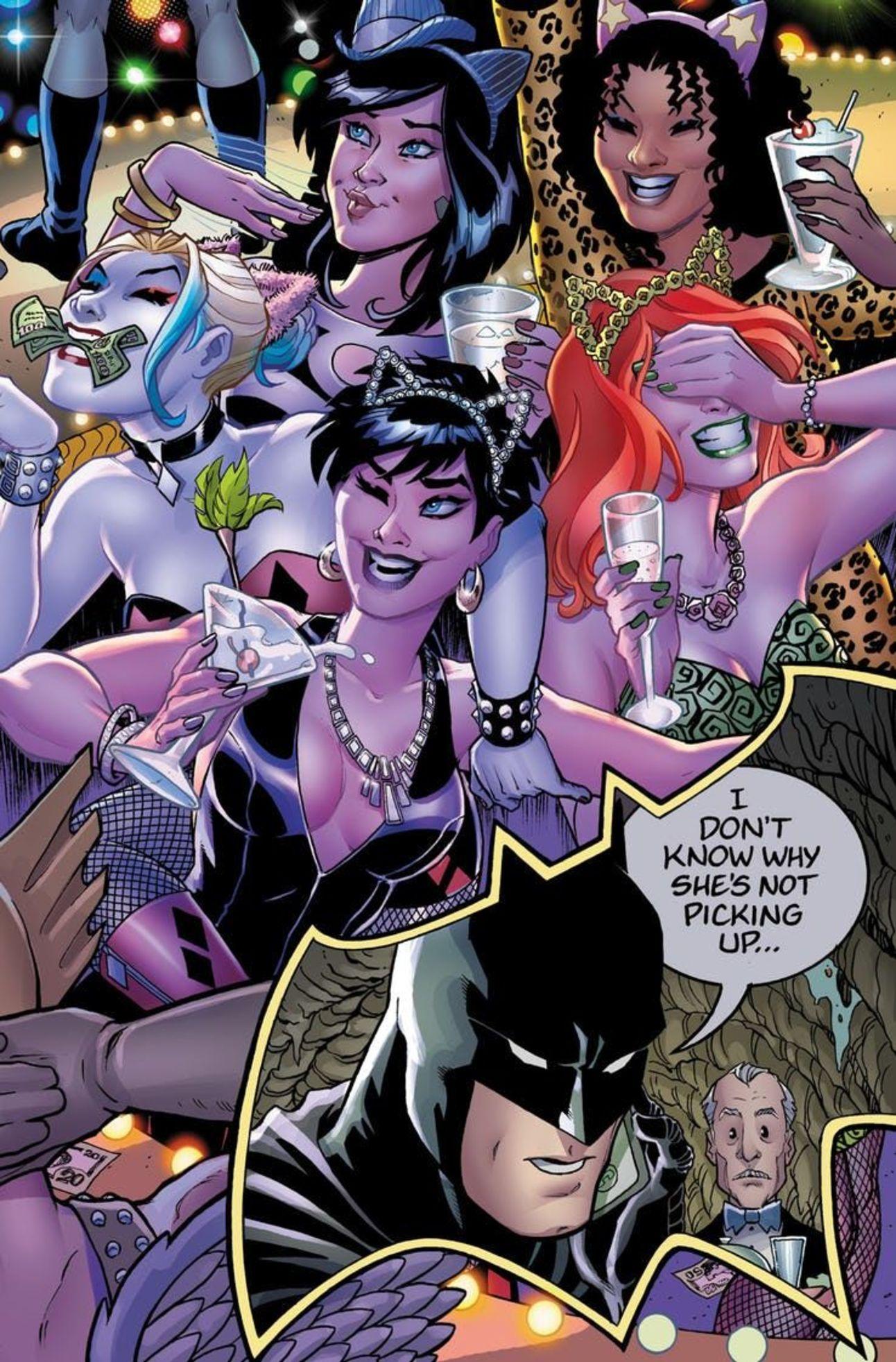 DC Comics April 11