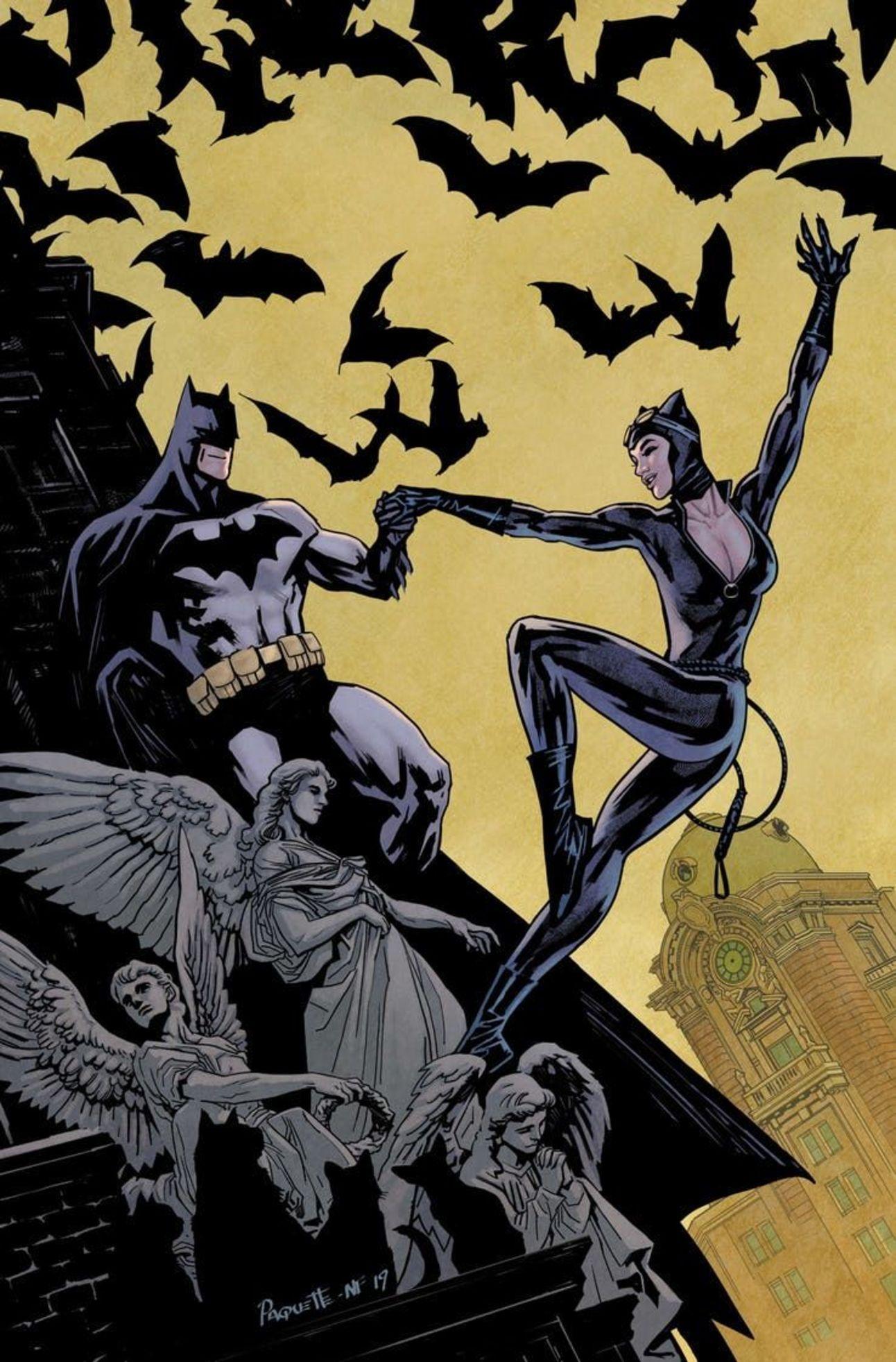 DC Comics April 12