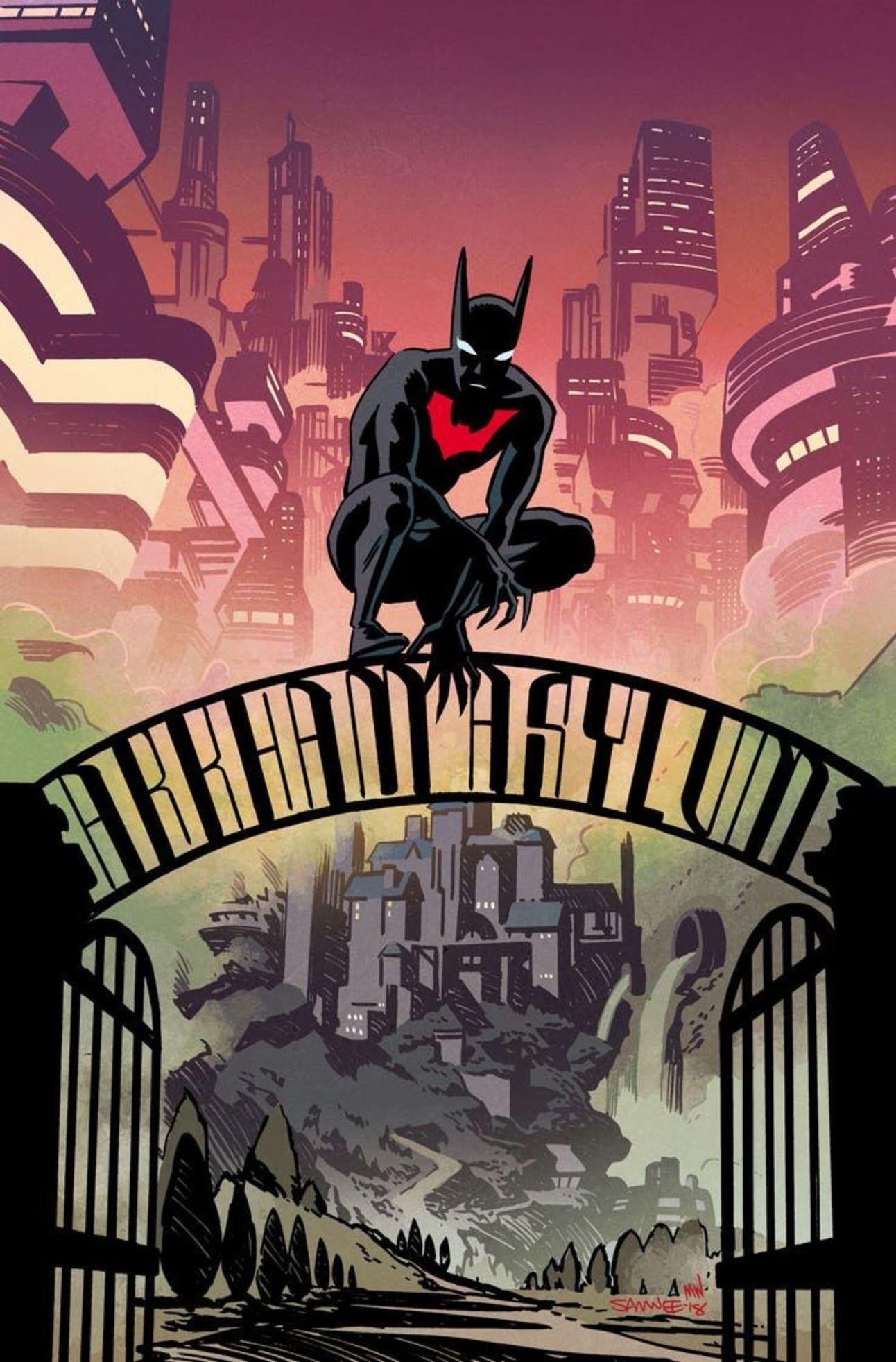 DC Comics April 13