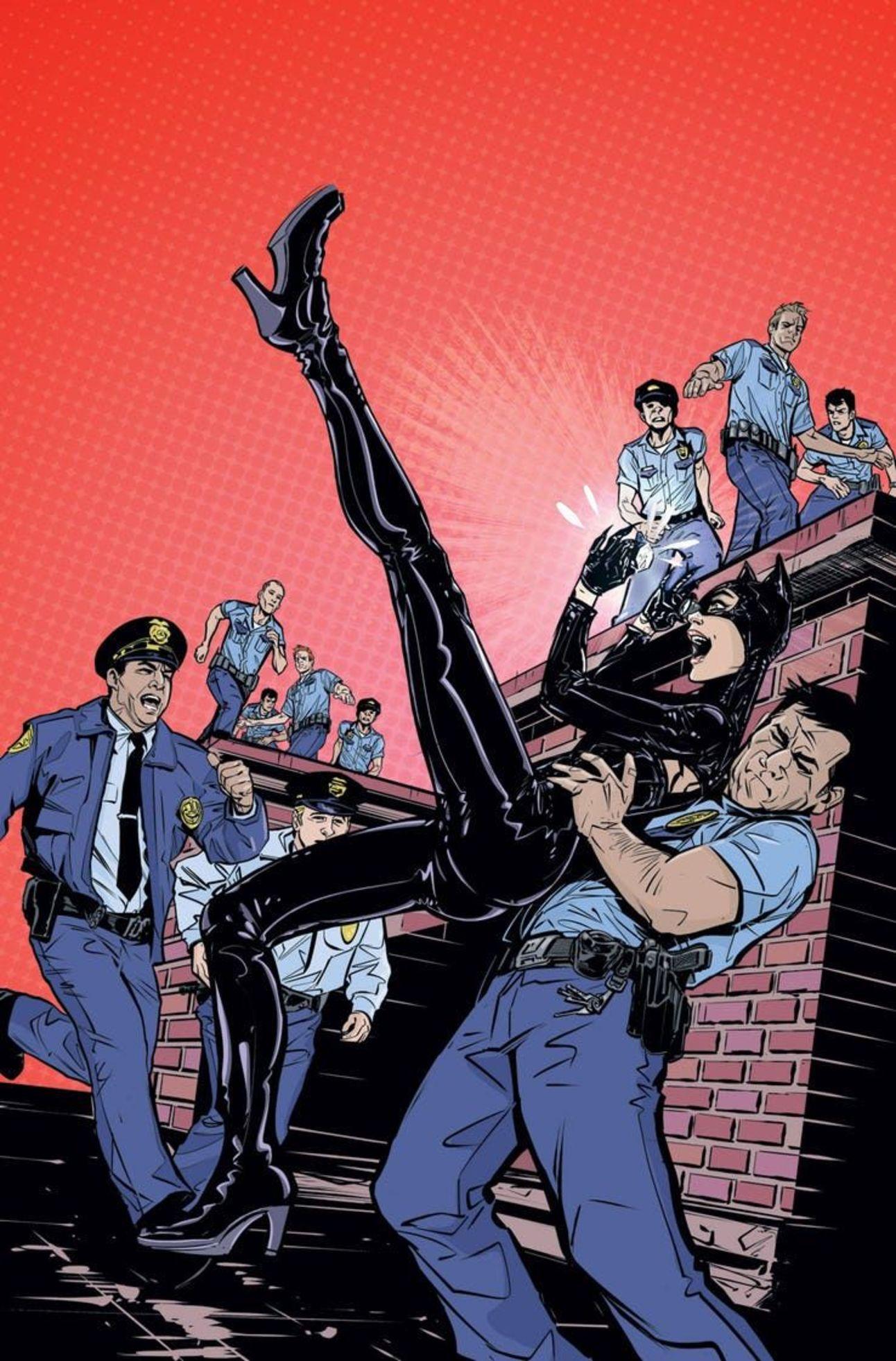 DC Comics April 16