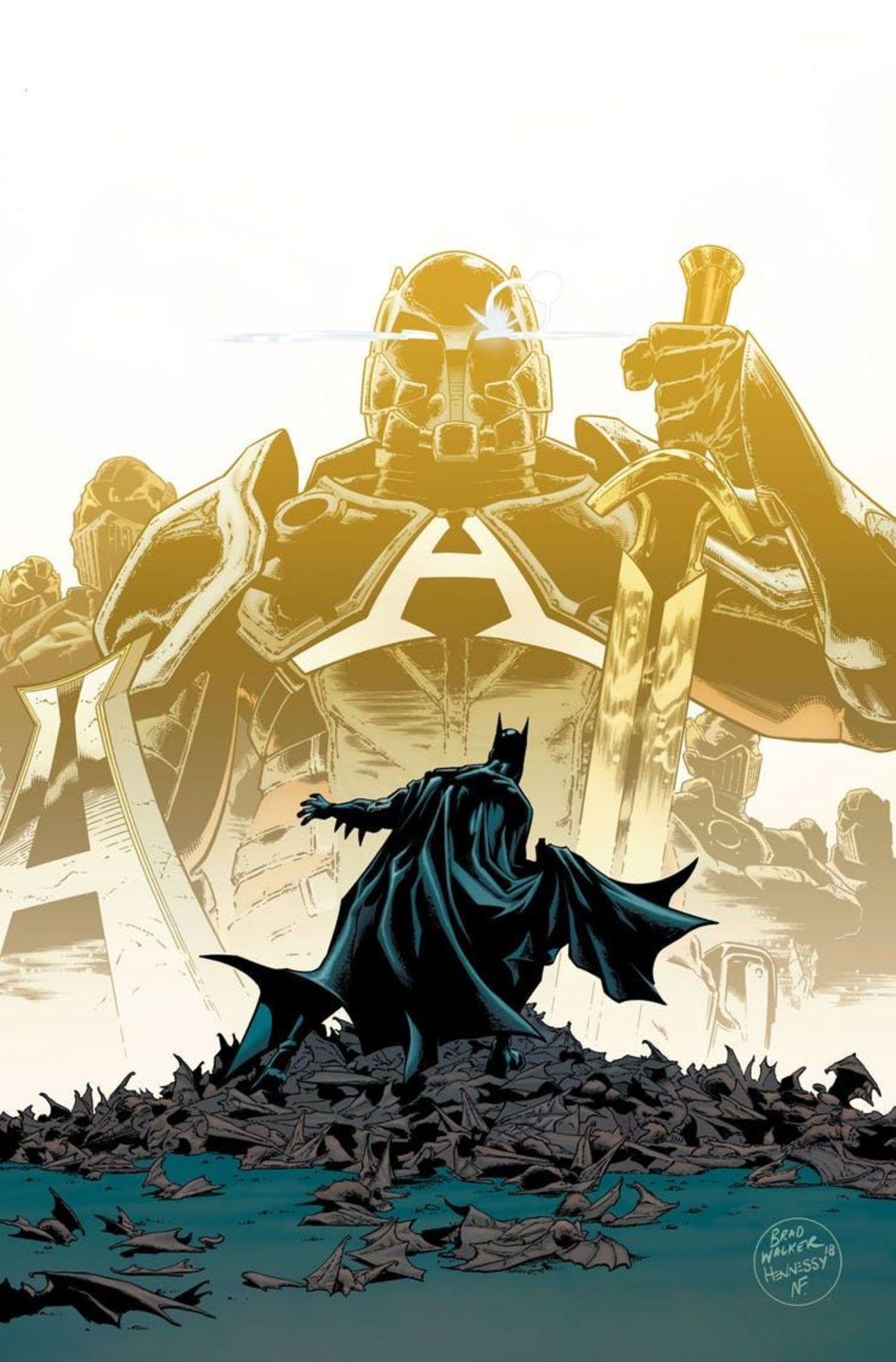 DC Comics April 17