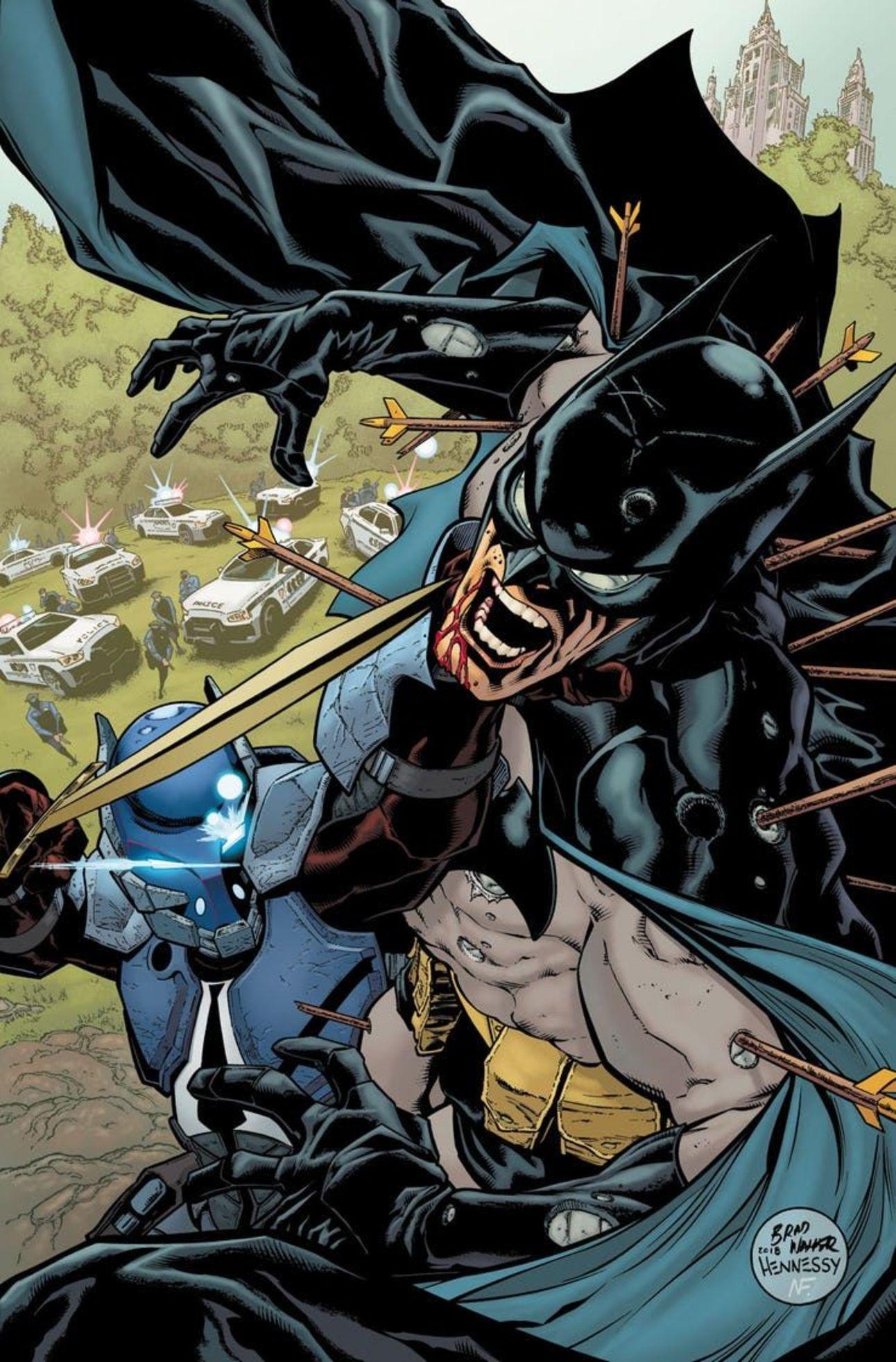 DC Comics April 18
