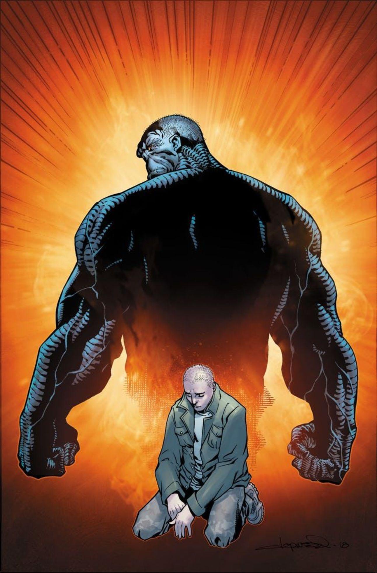 DC Comics April 19