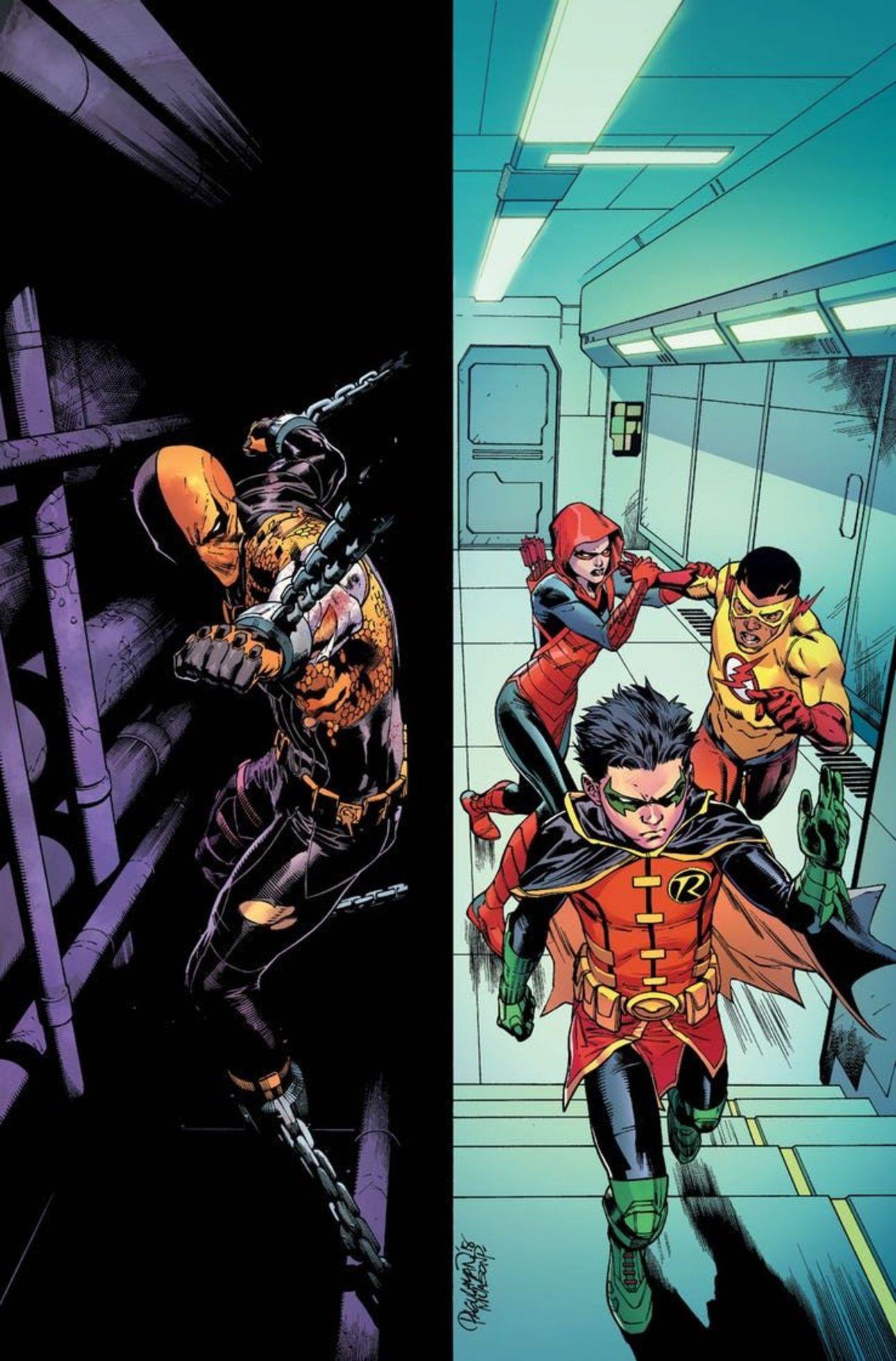 DC Comics April 2