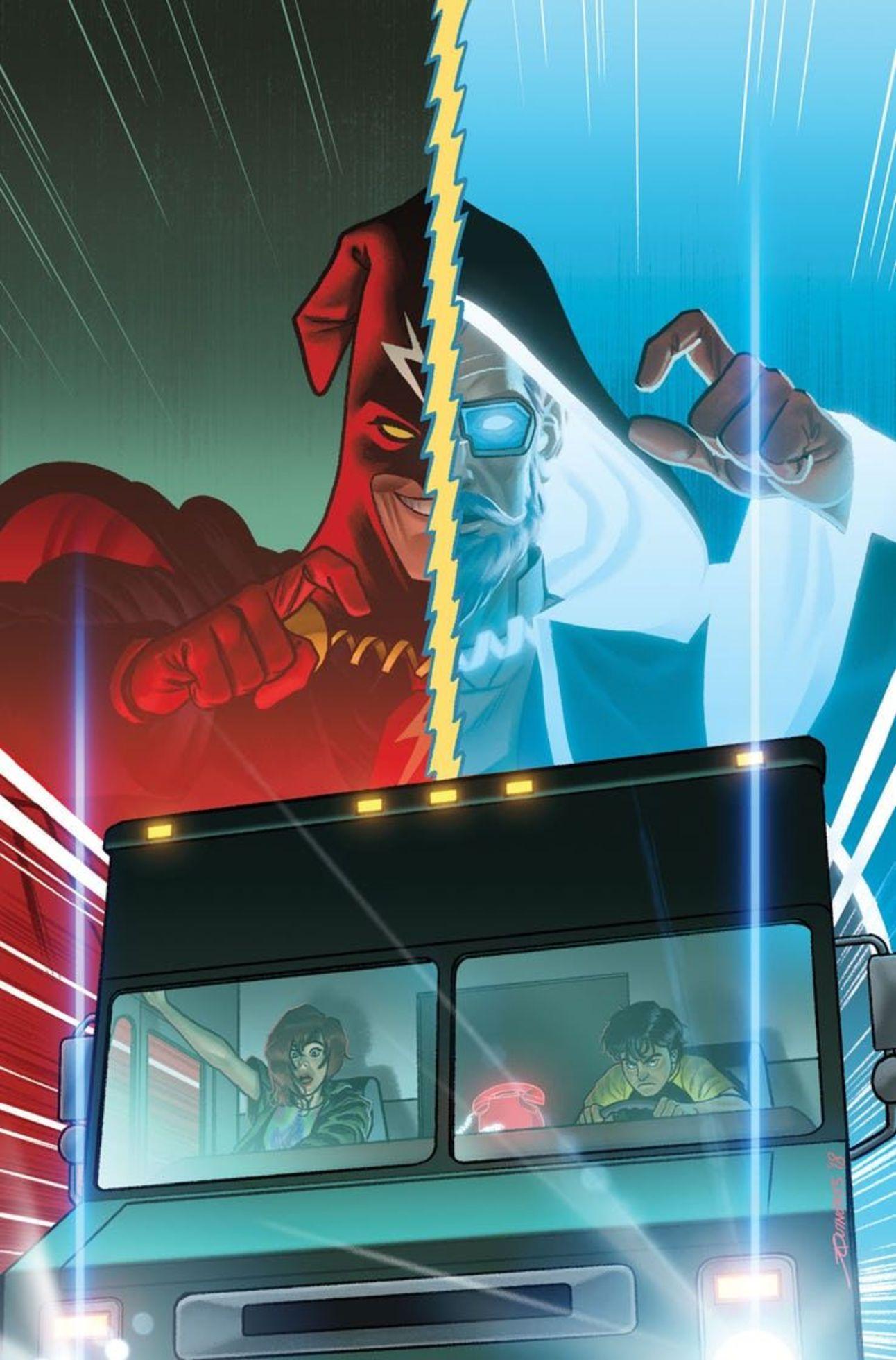 DC Comics April 20