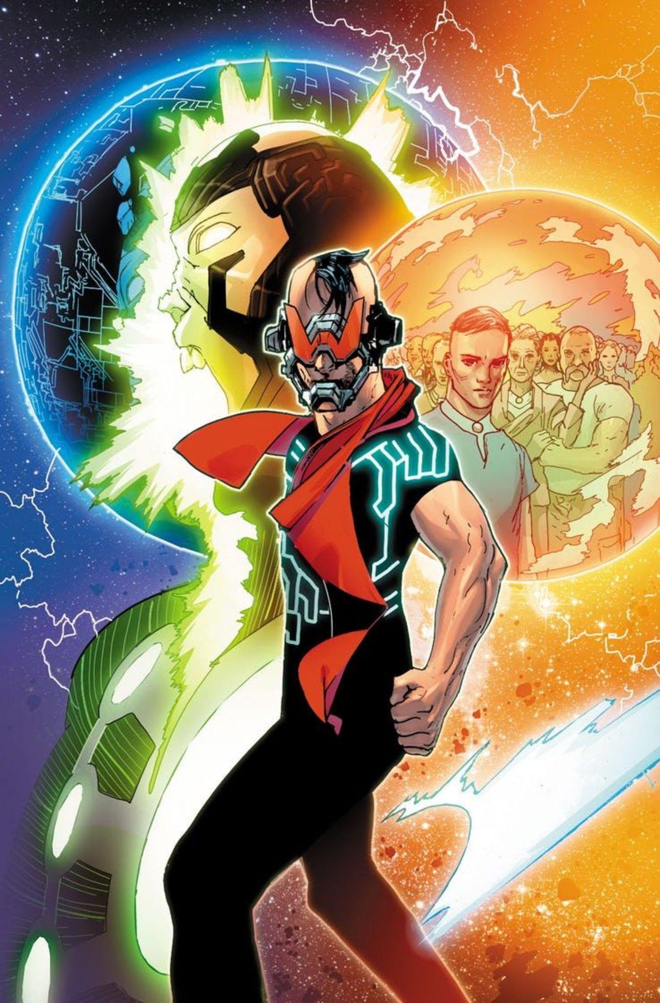 DC Comics April 22