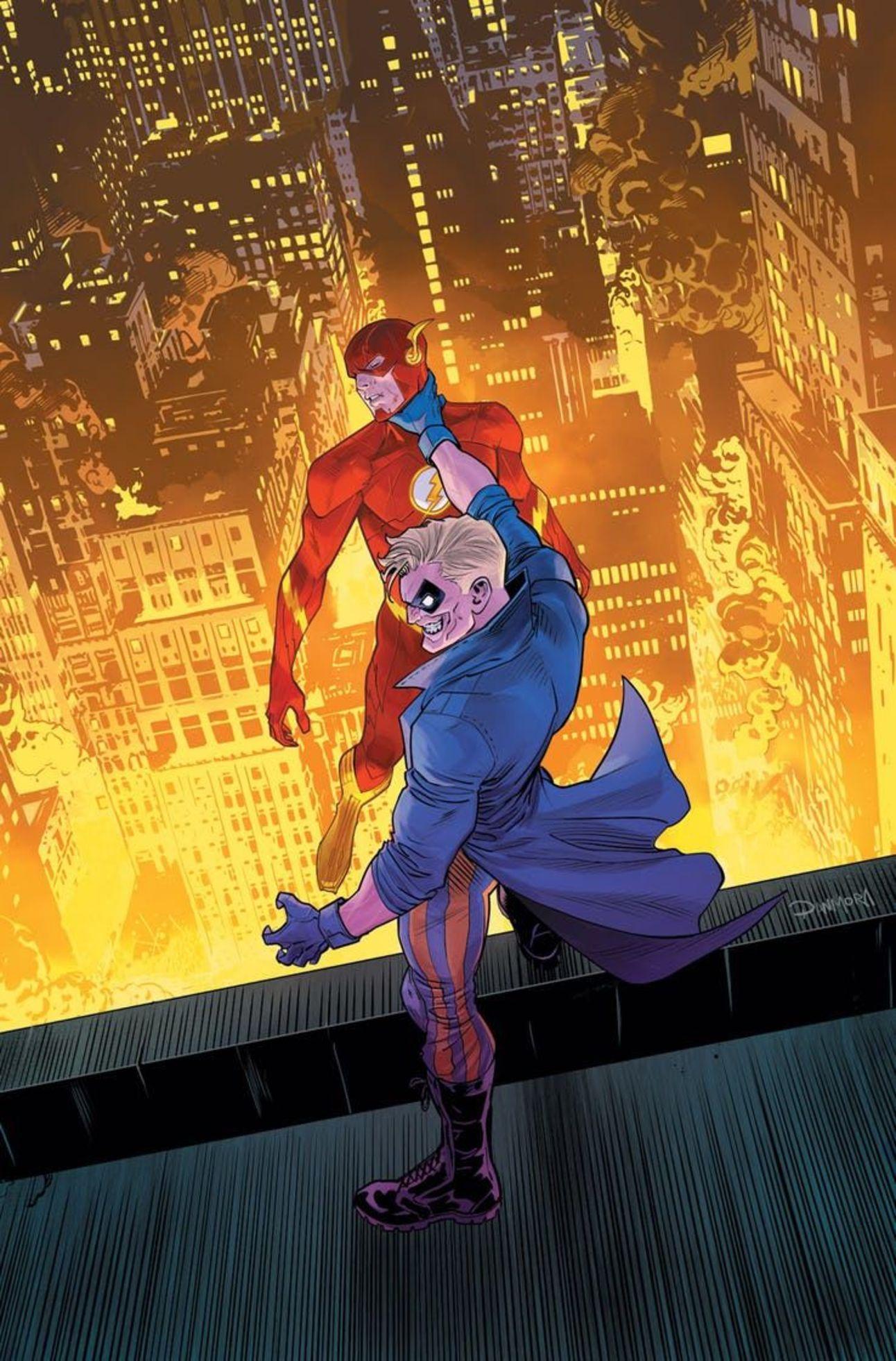 DC Comics April 23