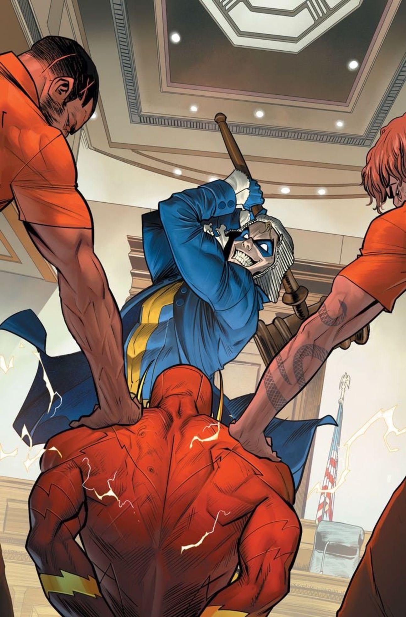 DC Comics April 24