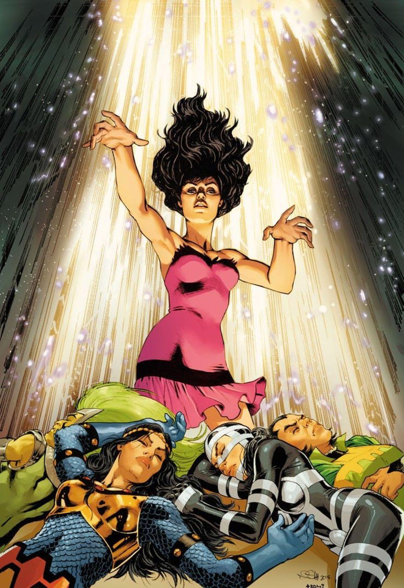 DC Comics April 25