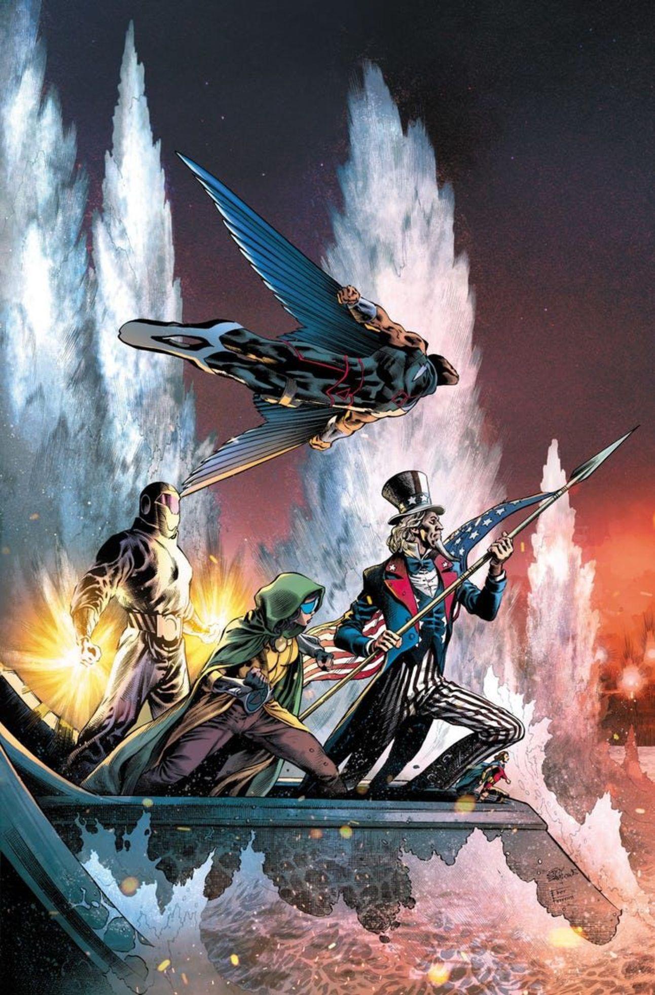 DC Comics April 26