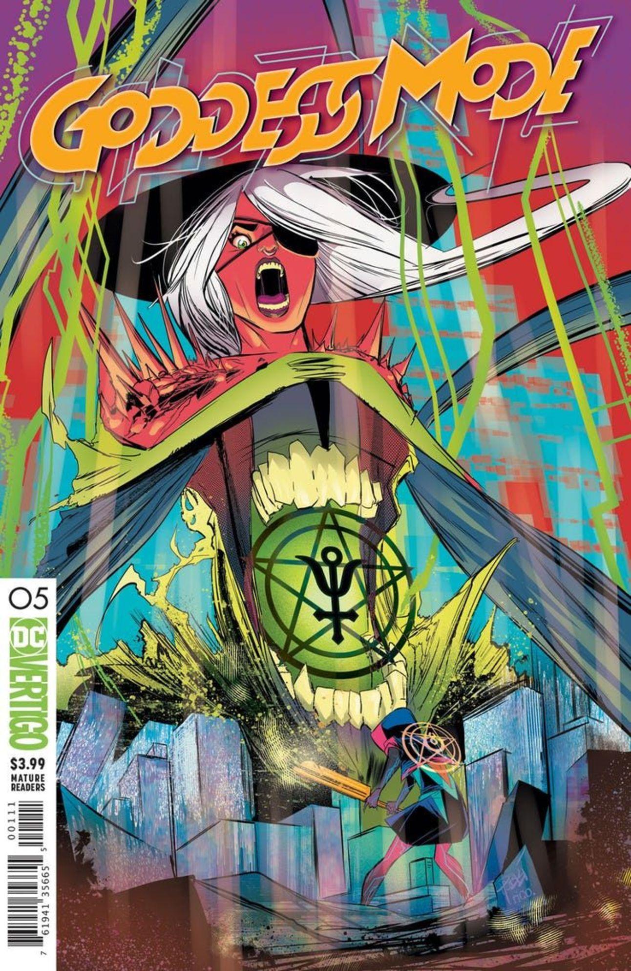 DC Comics April 27