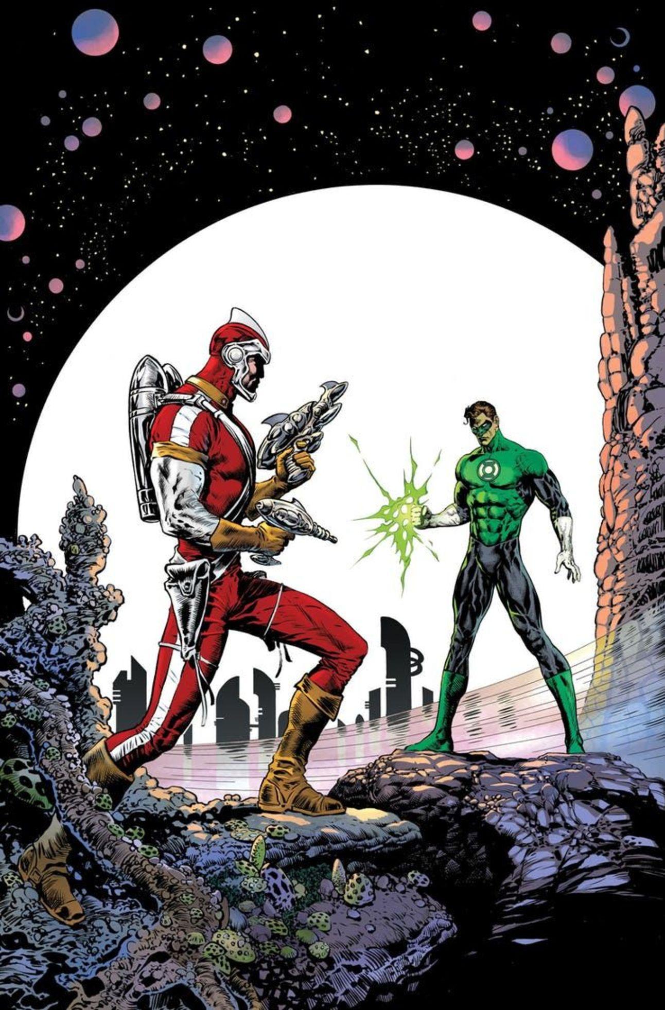 DC Comics April 28