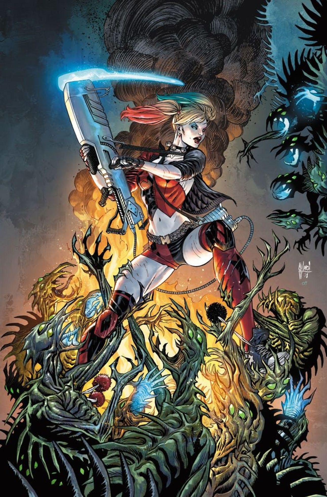 DC Comics April 29