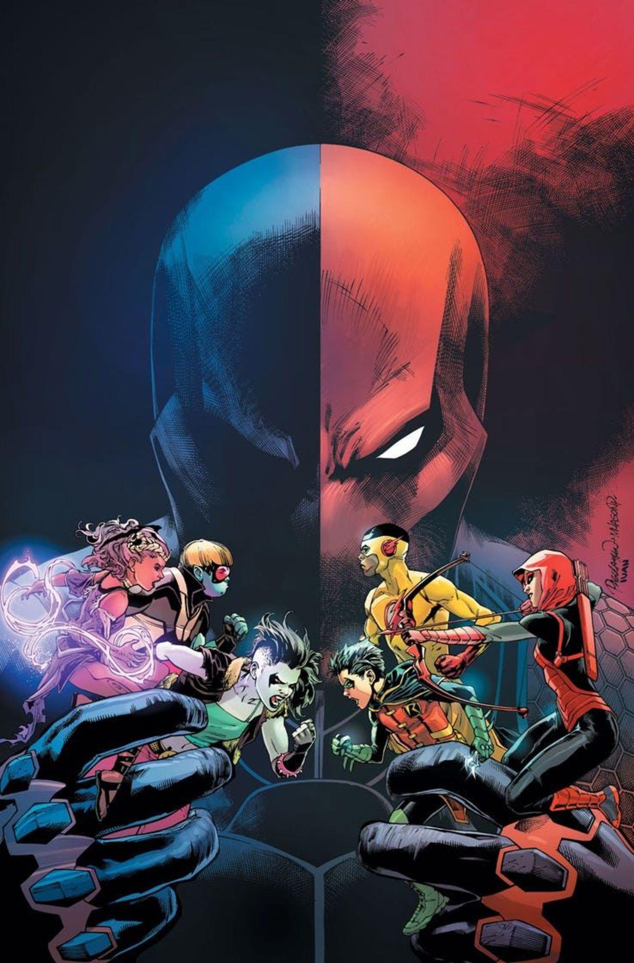 DC Comics April 3