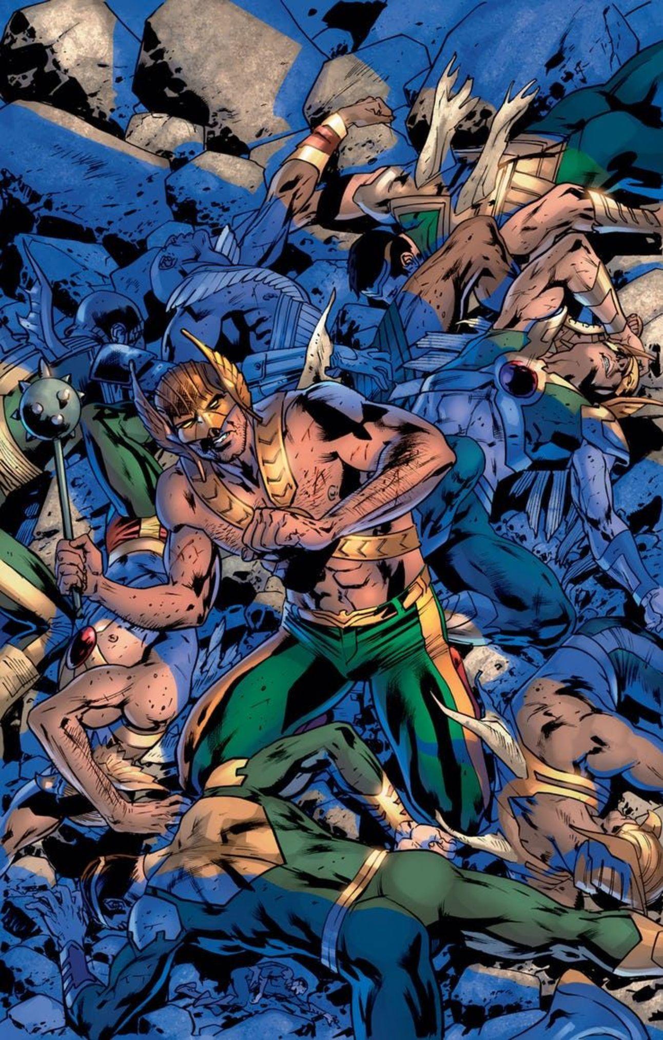 DC Comics April 30