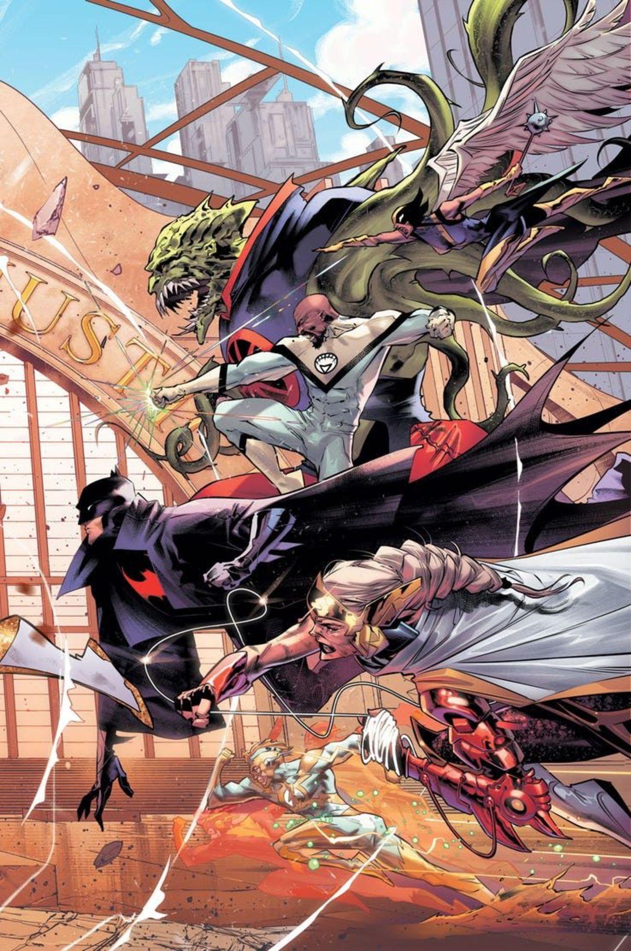 DC Comics April 33