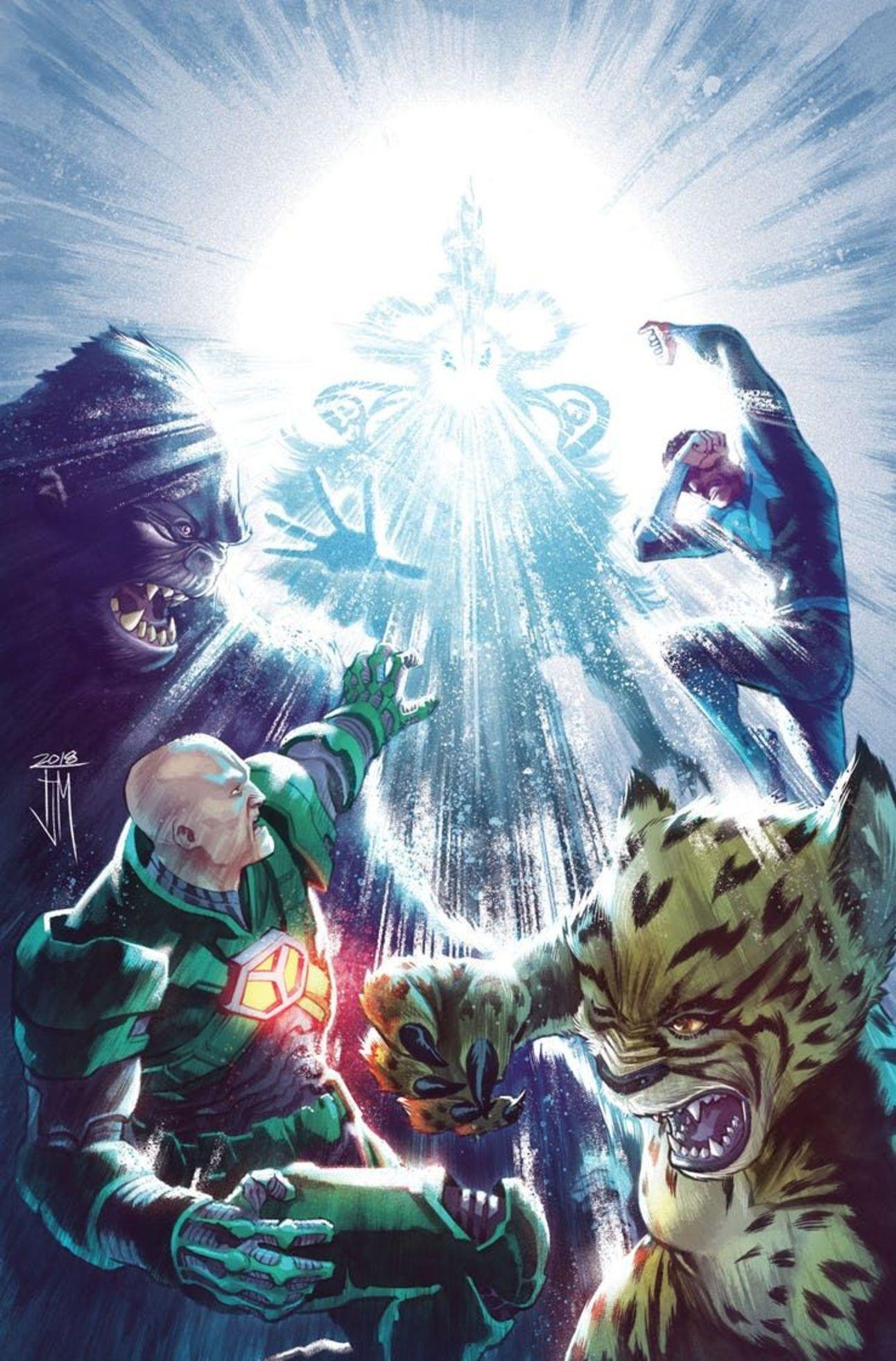 DC Comics April 34