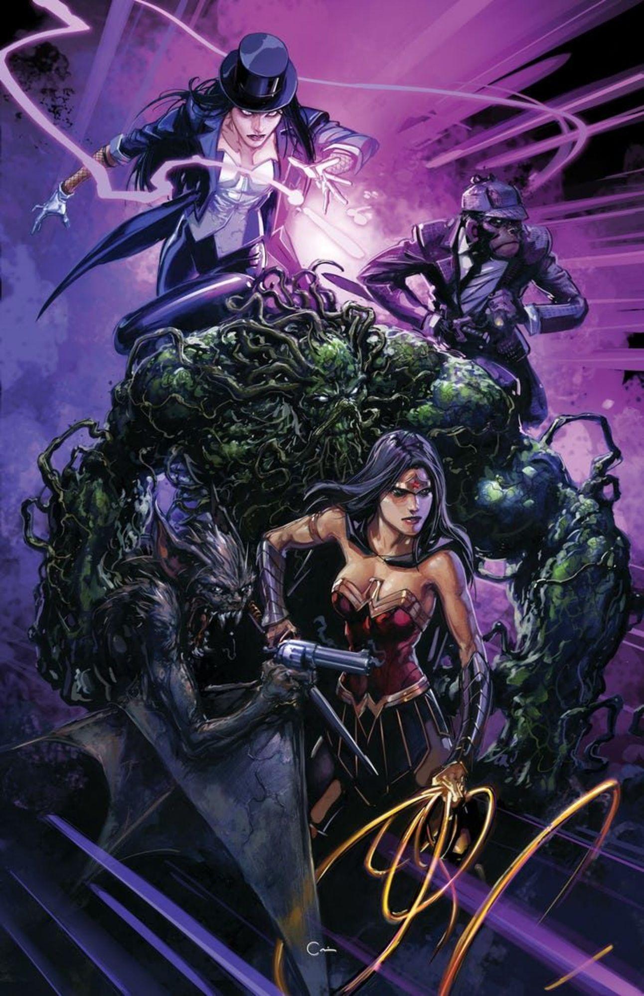 DC Comics April 35