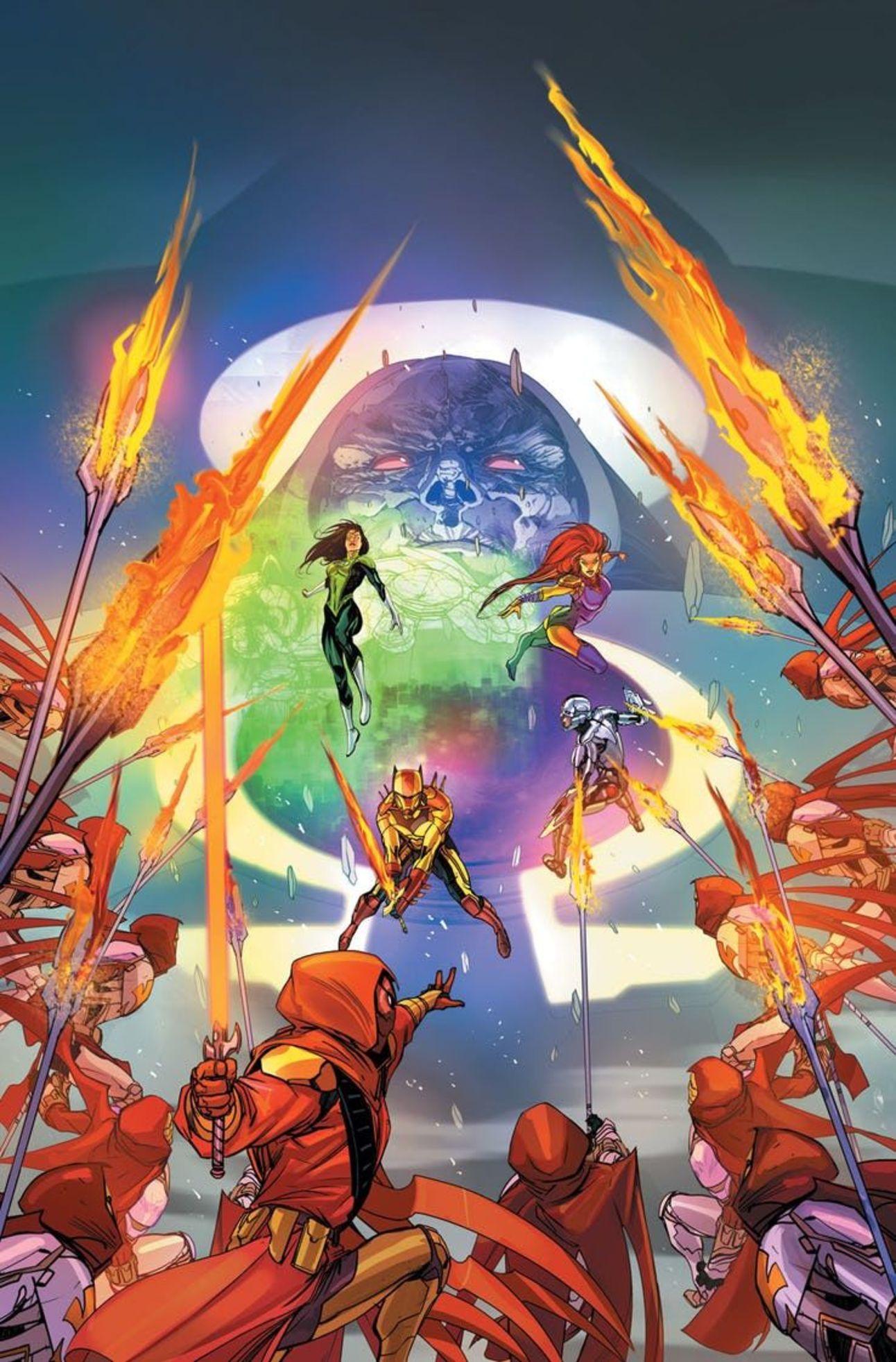 DC Comics April 36