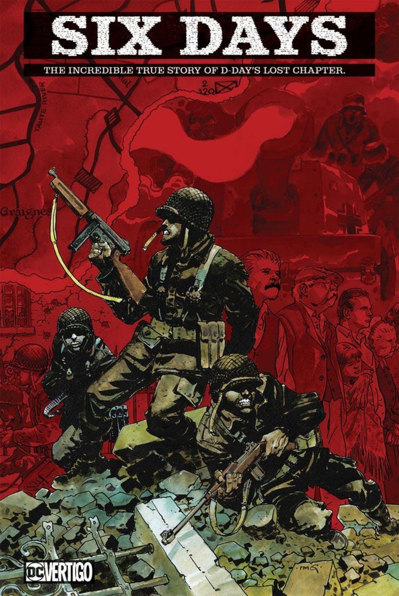 DC Comics April 4
