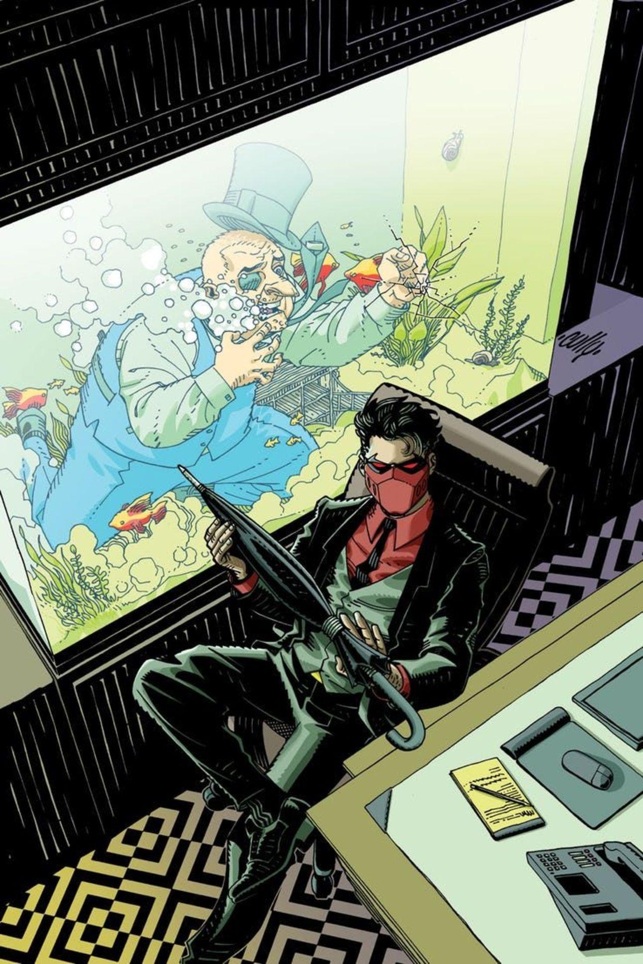DC Comics April 41