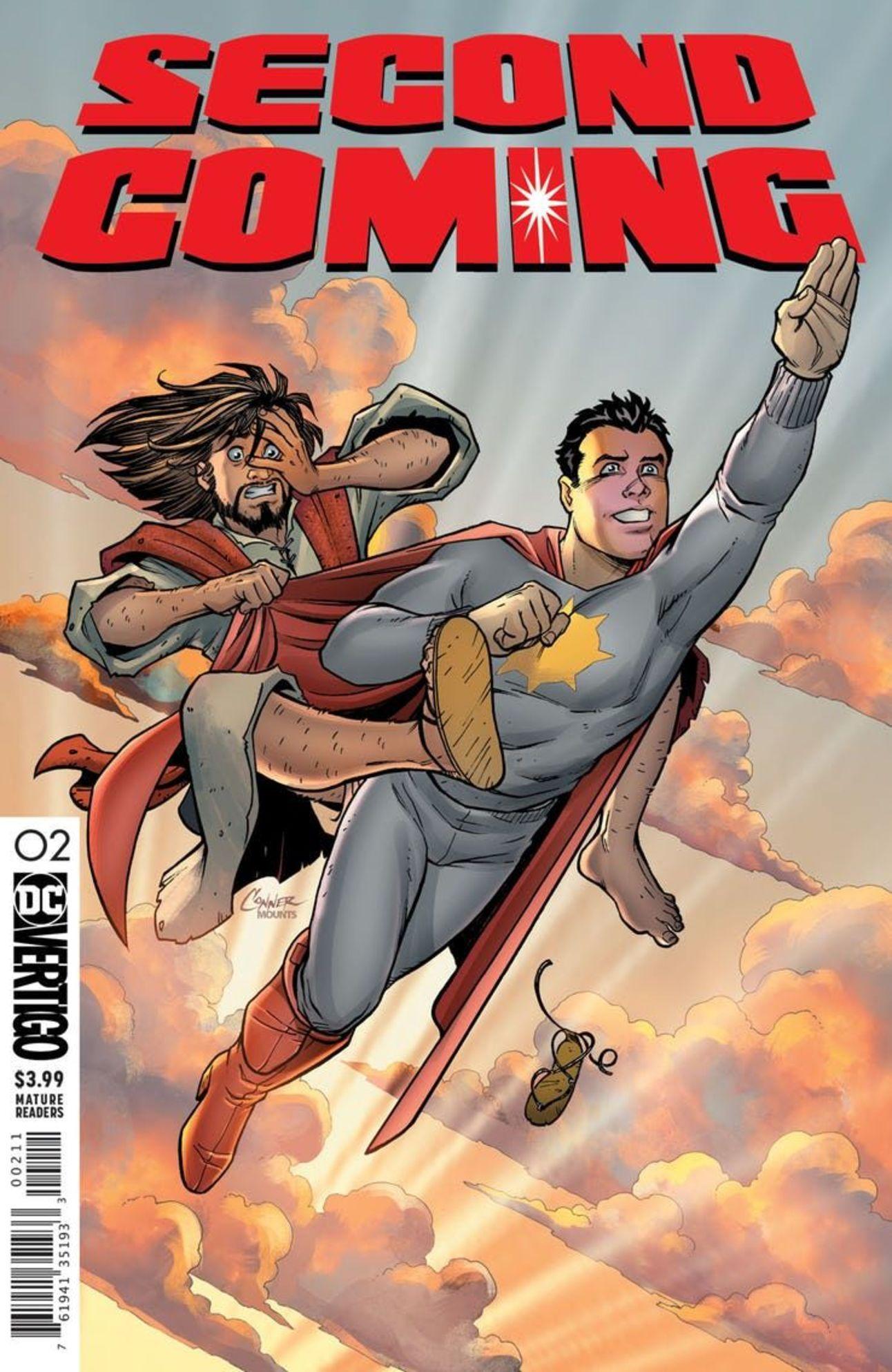 DC Comics April 44
