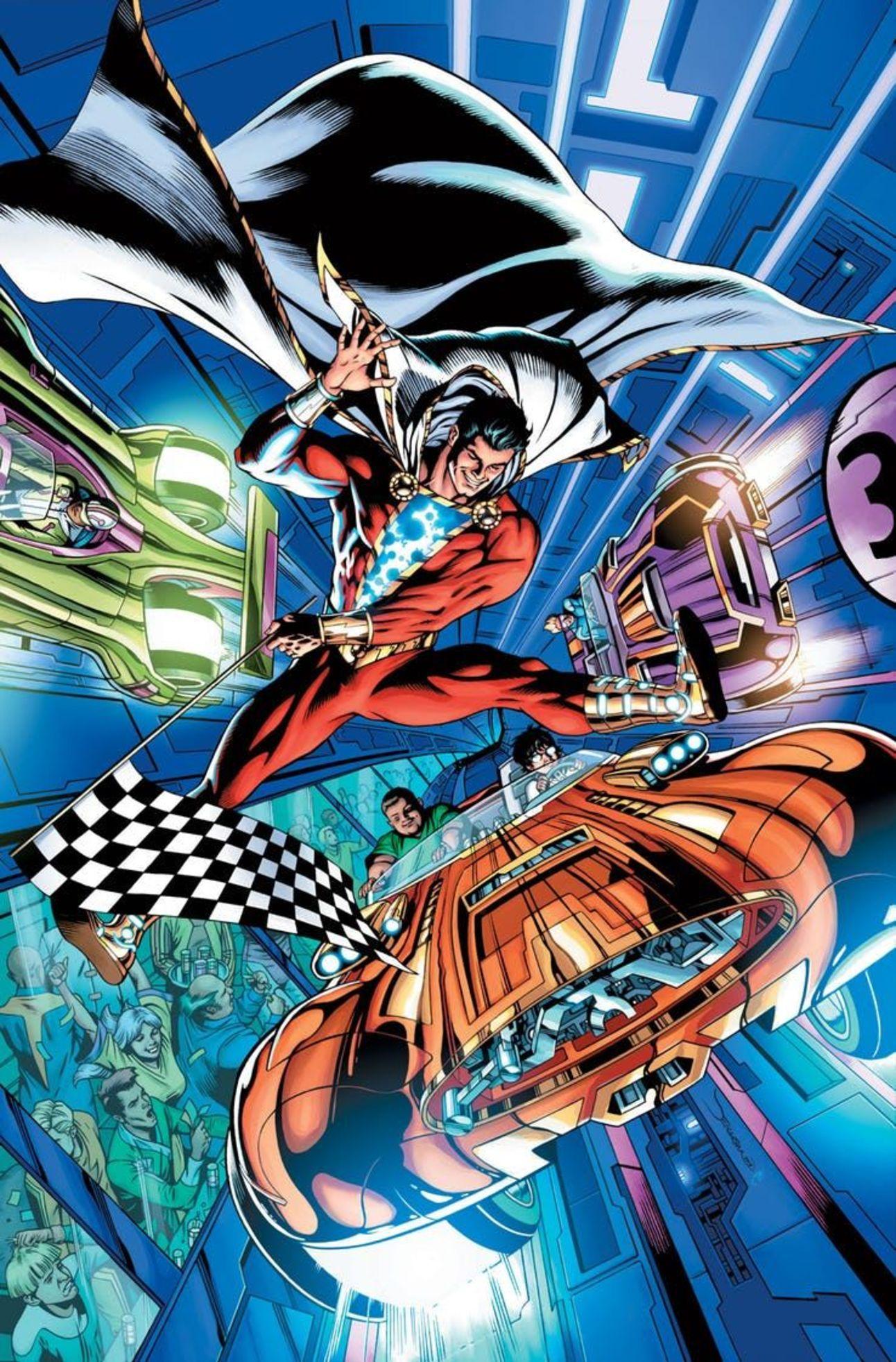 DC Comics April 45
