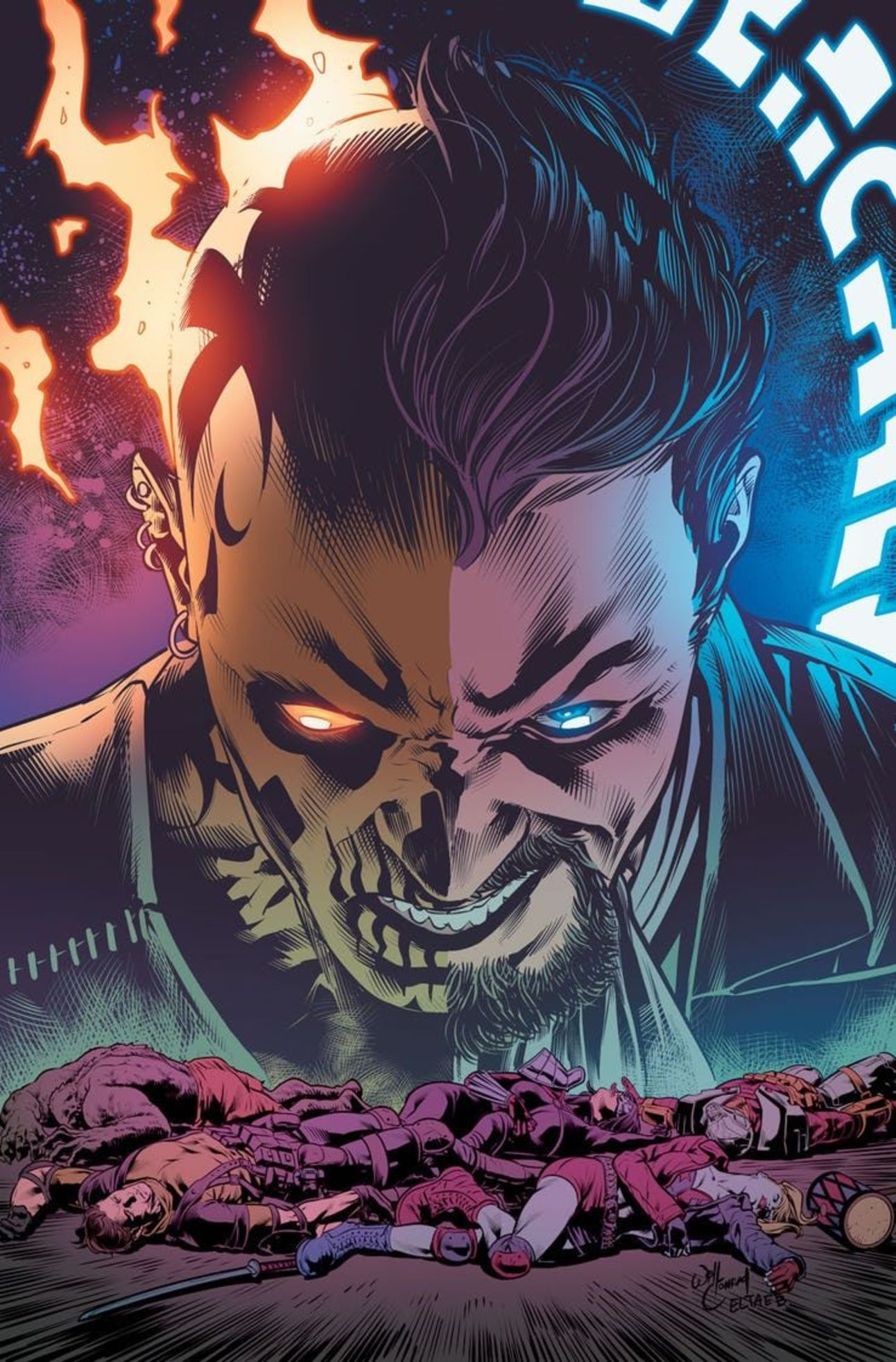 DC Comics April 47
