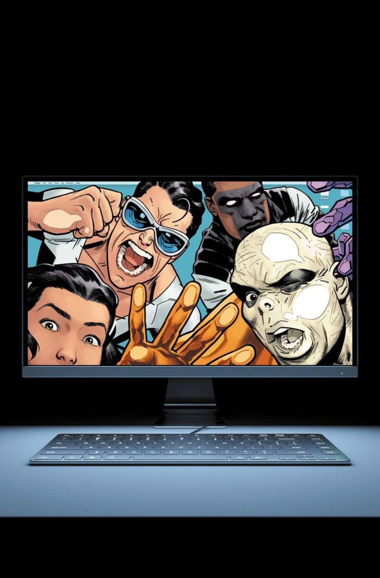 DC Comics April 50
