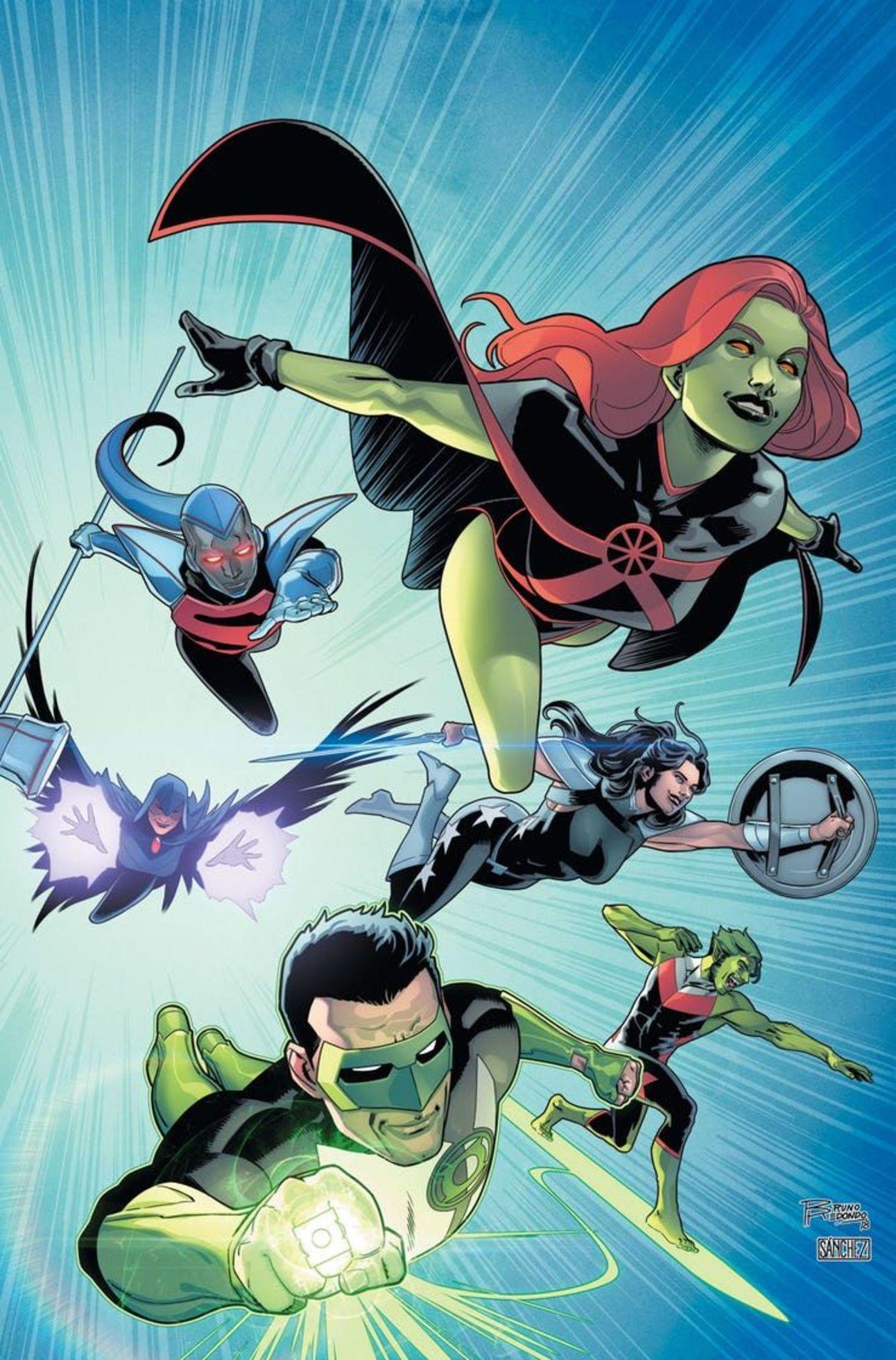 DC Comics April 51