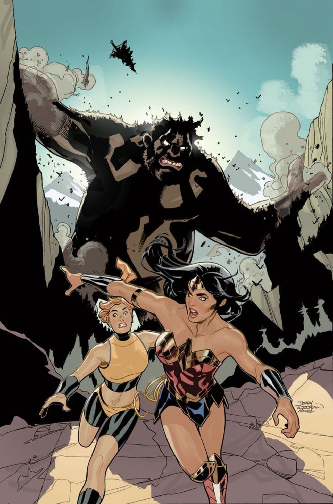 DC Comics April 54
