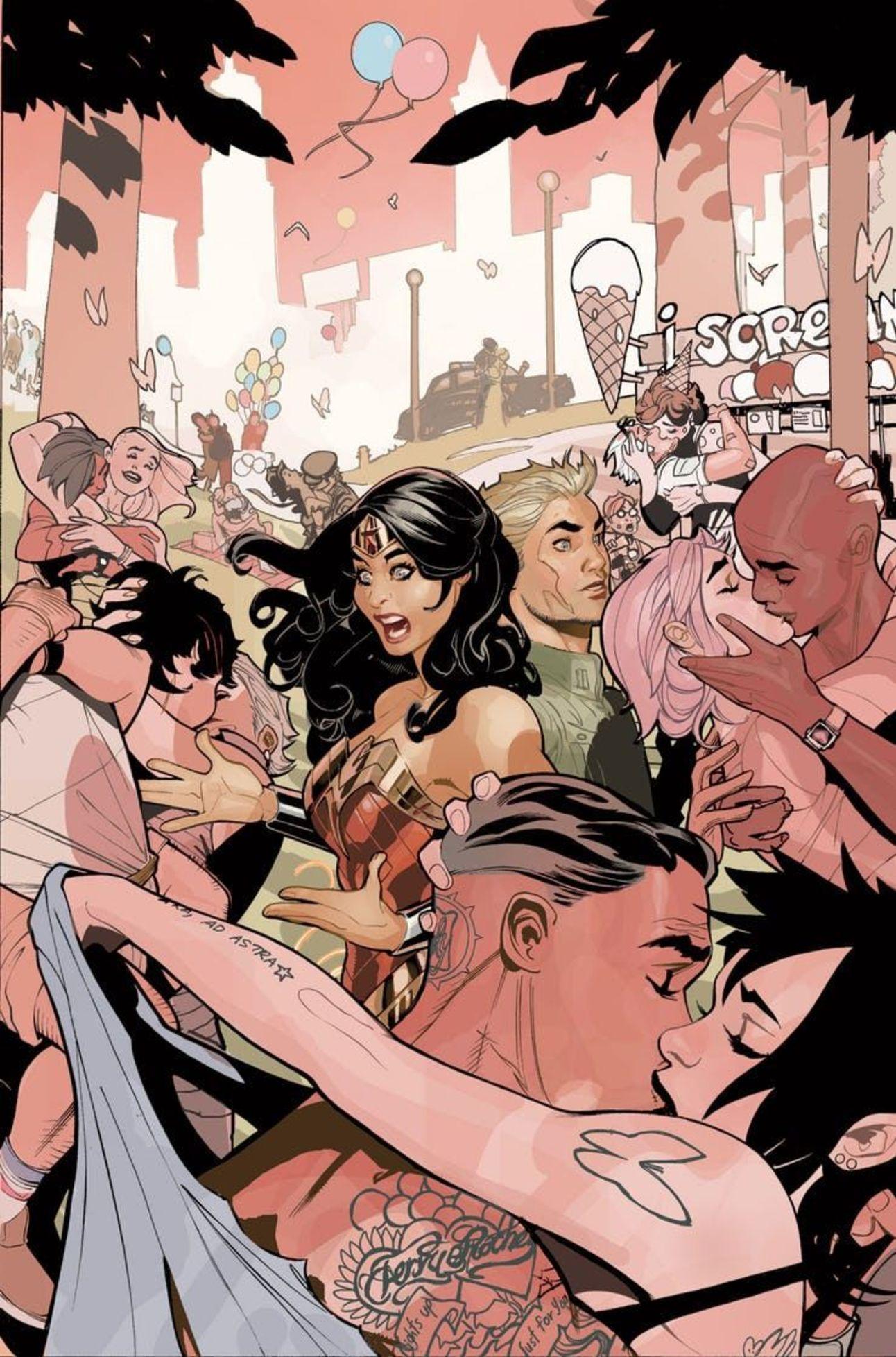 DC Comics April 55