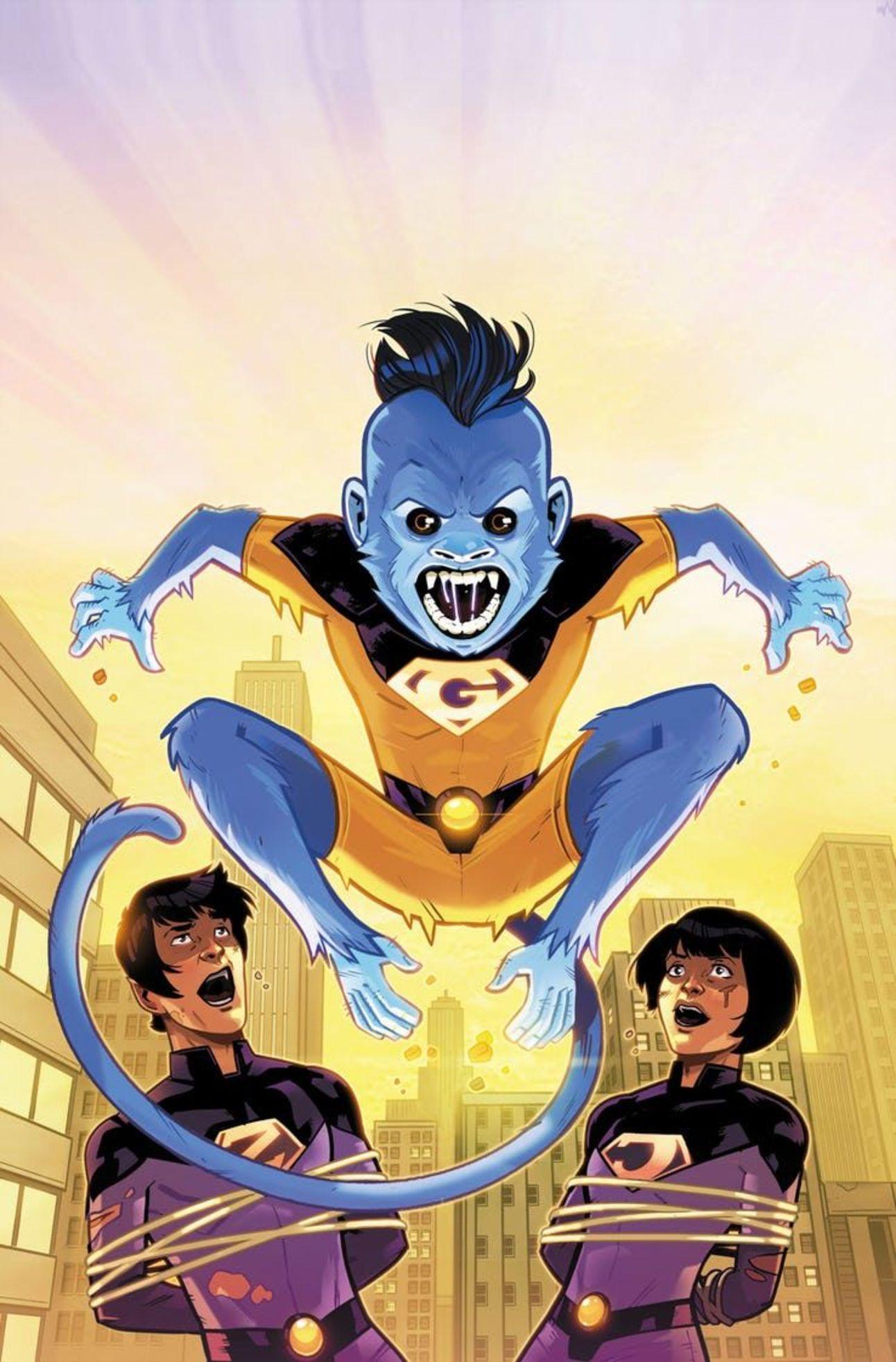 DC Comics April 56