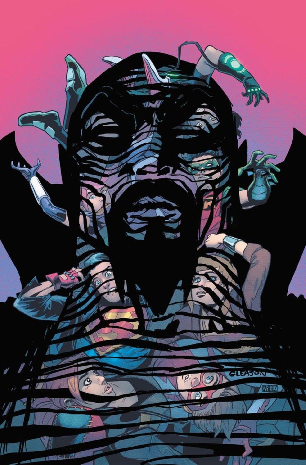 DC Comics April 57