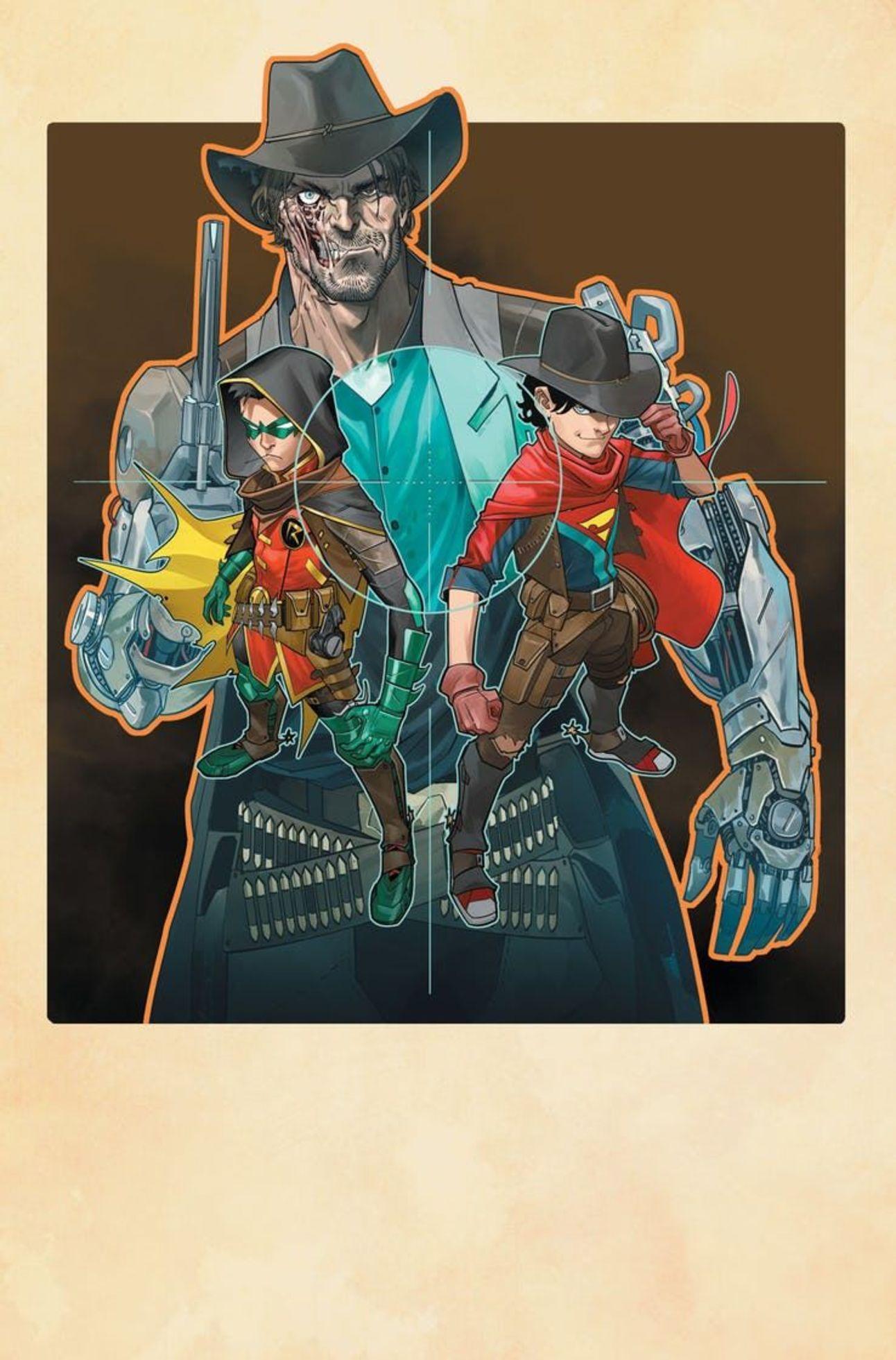 DC Comics April 7