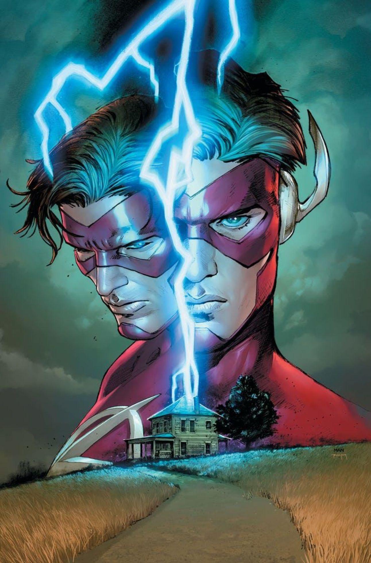 DC Comics May 10