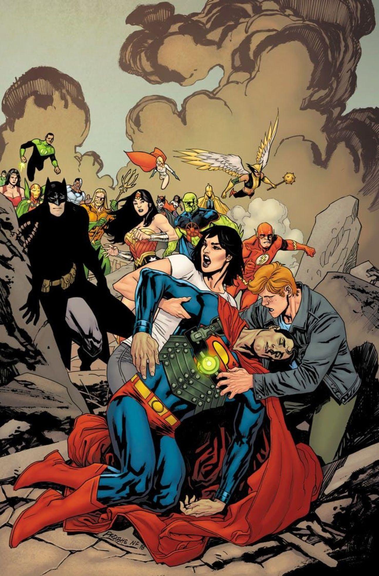 DC Comics May 11