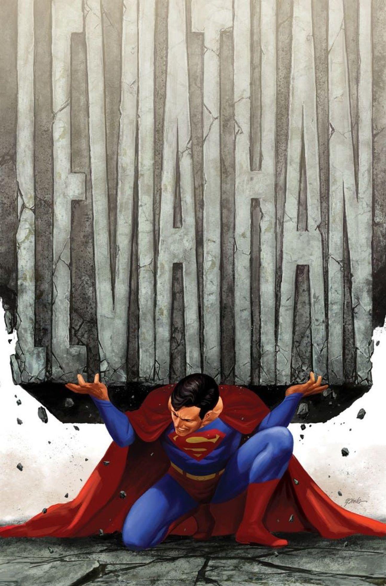 DC Comics May 12