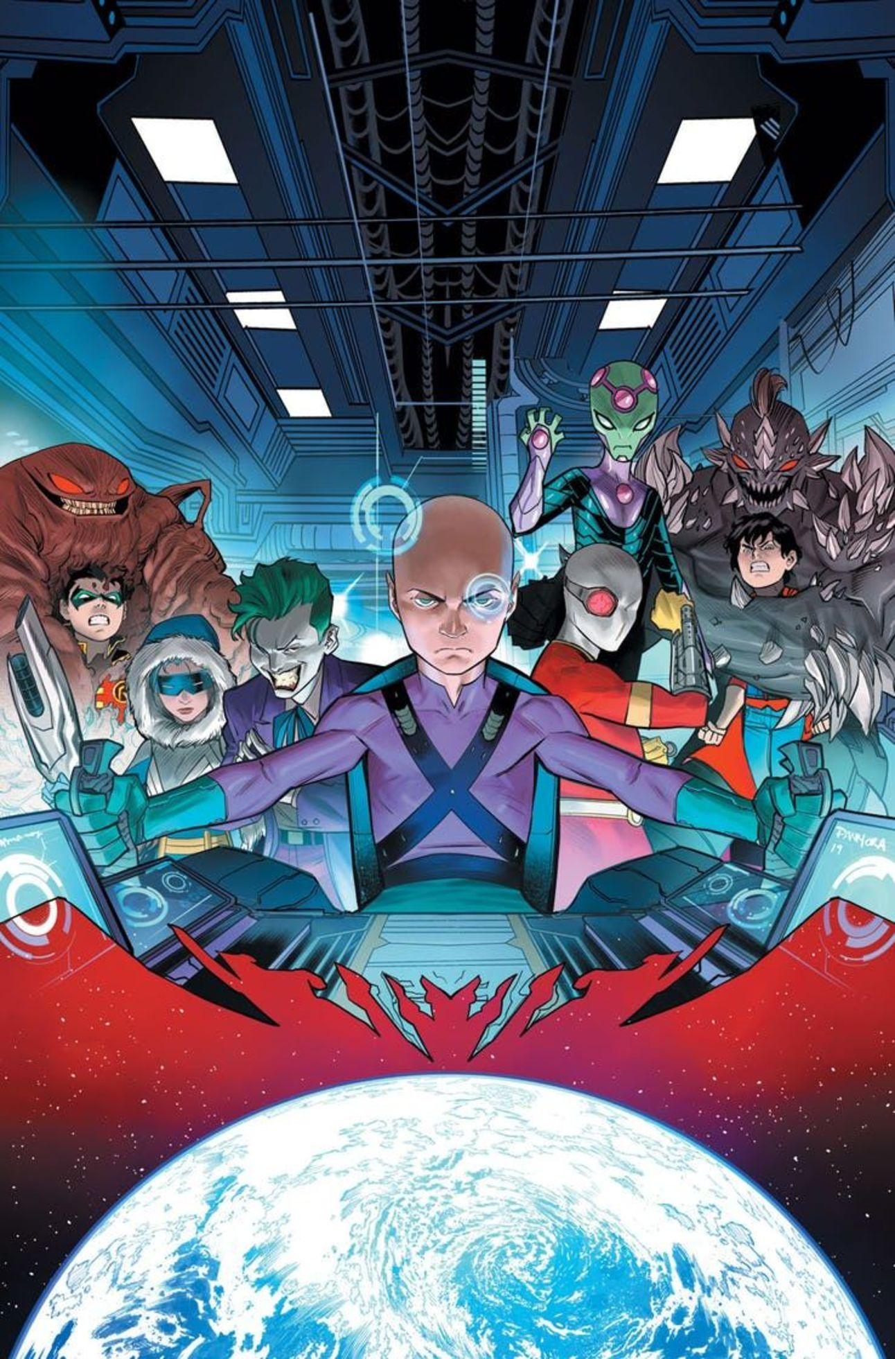 DC Comics May 13