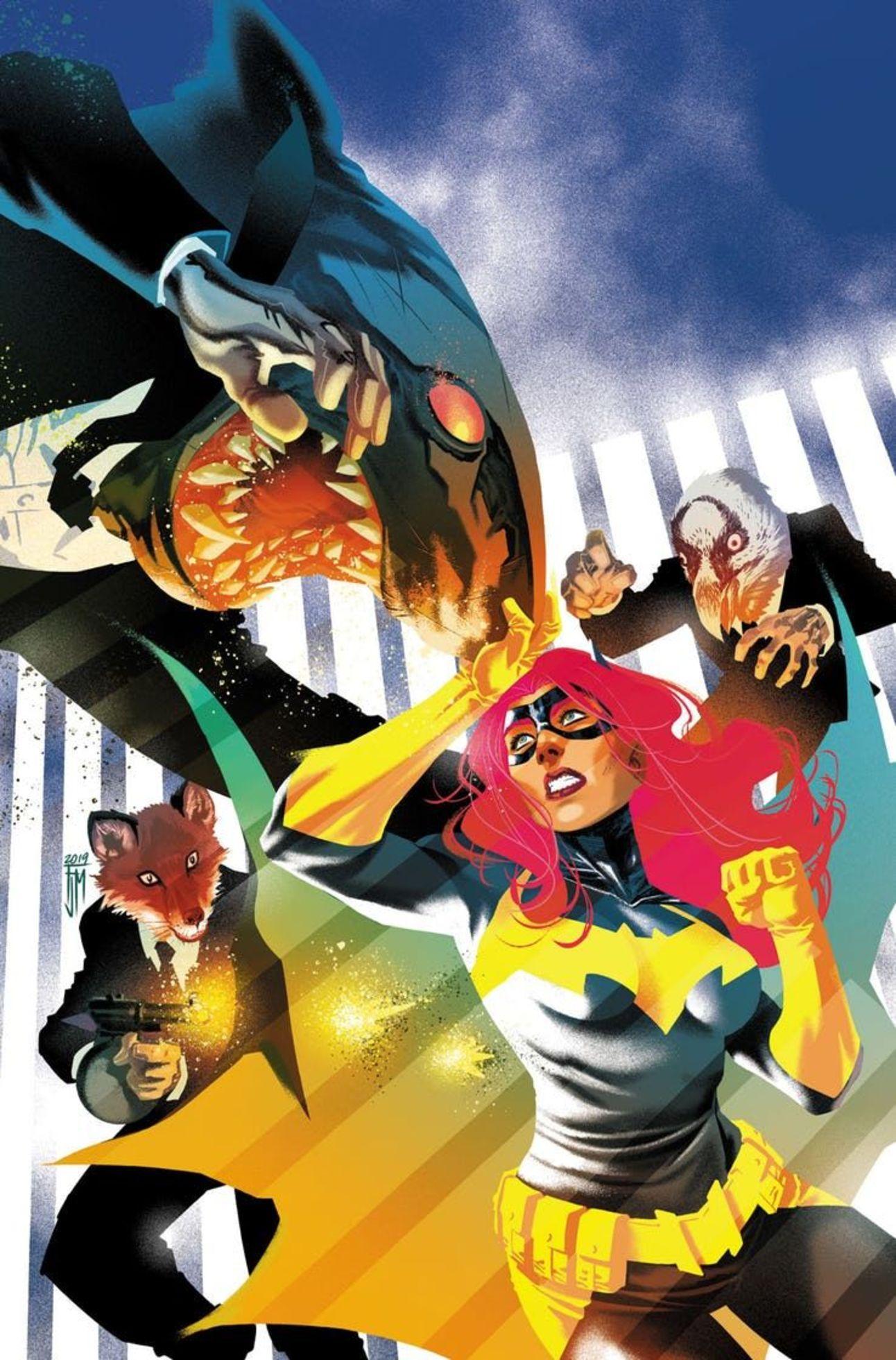 DC Comics May 16