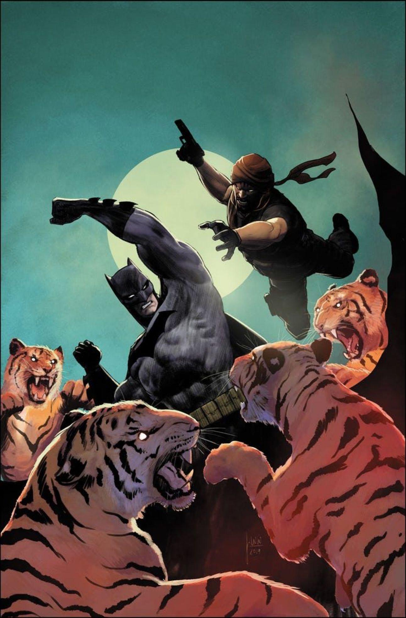 DC Comics May 18