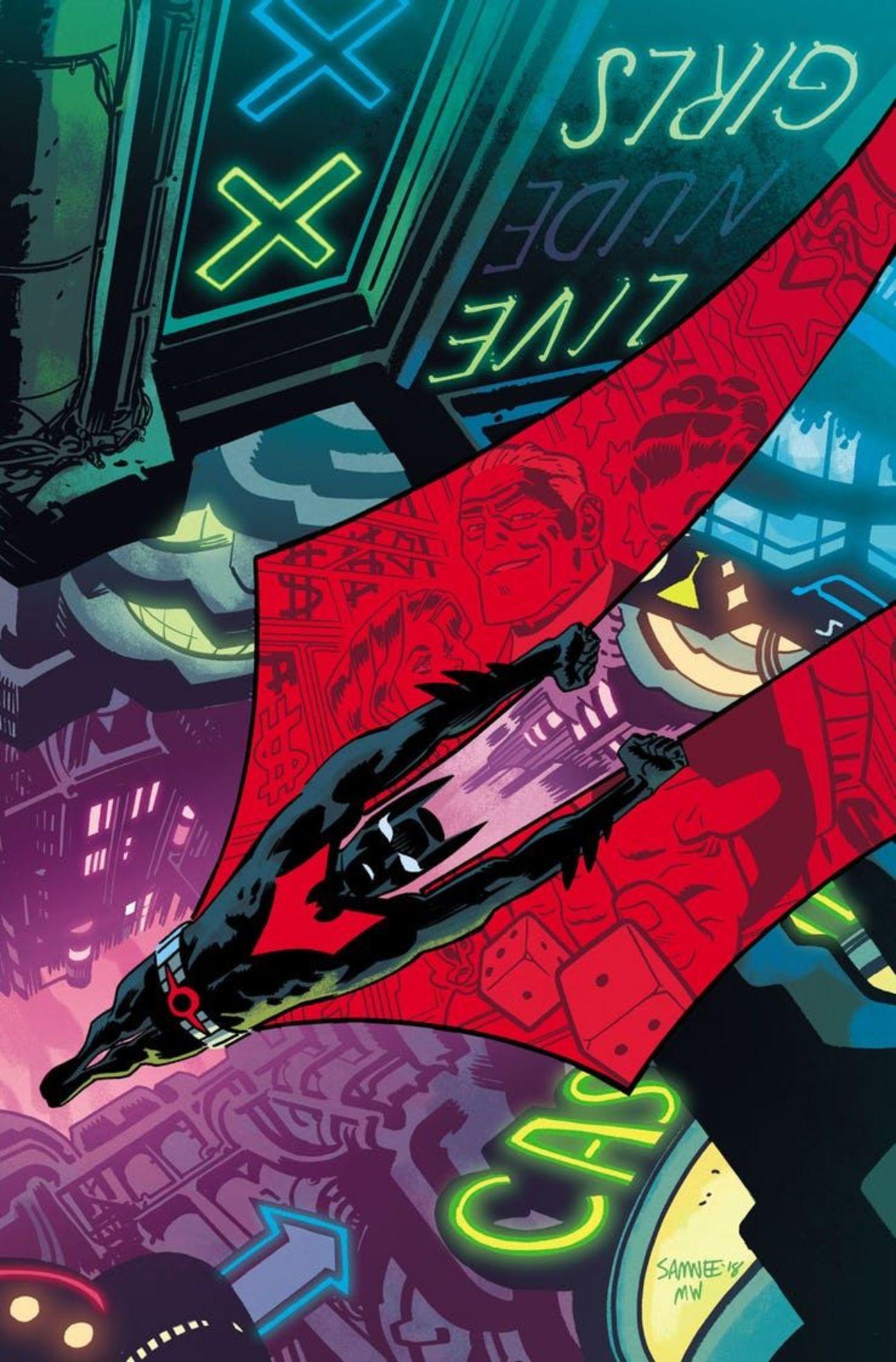 DC Comics May 19