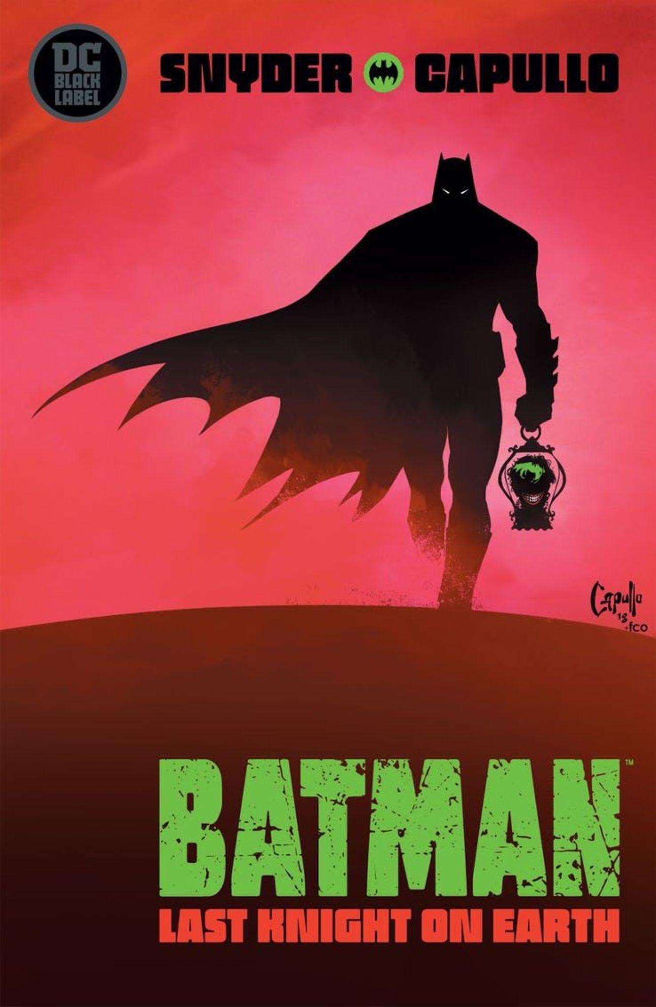 DC Comics May 2