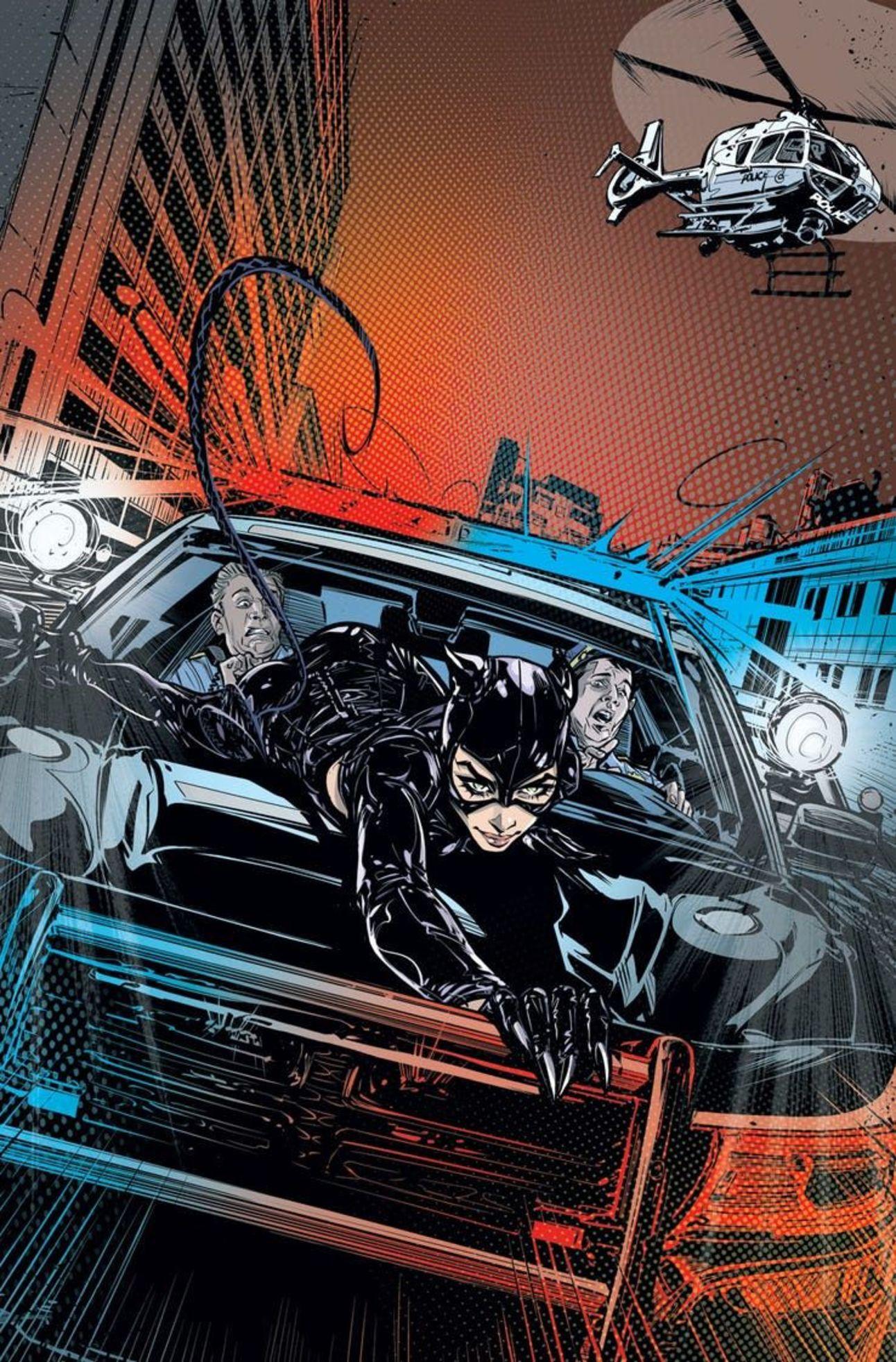 DC Comics May 24