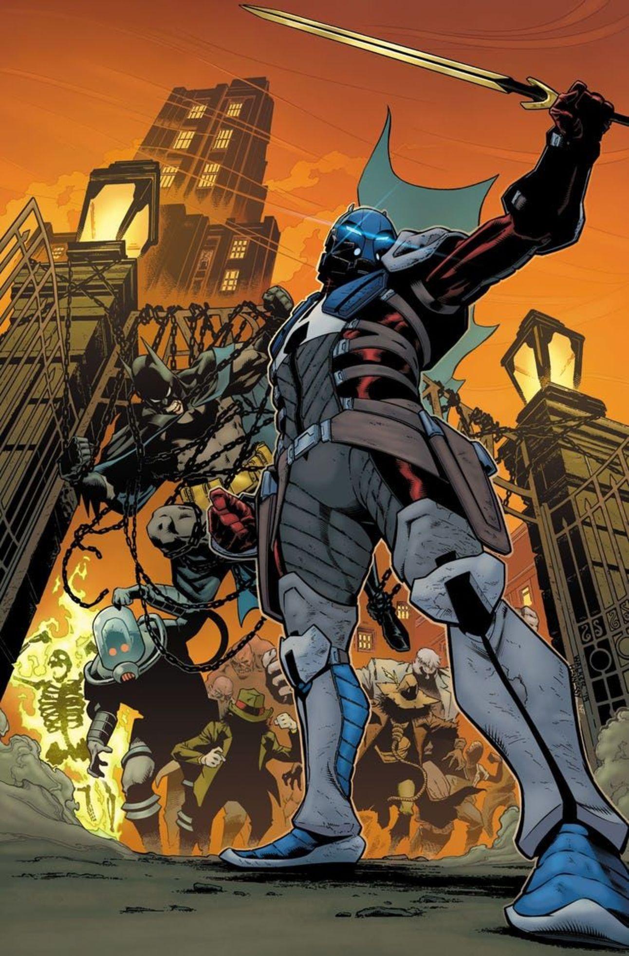 DC Comics May 26