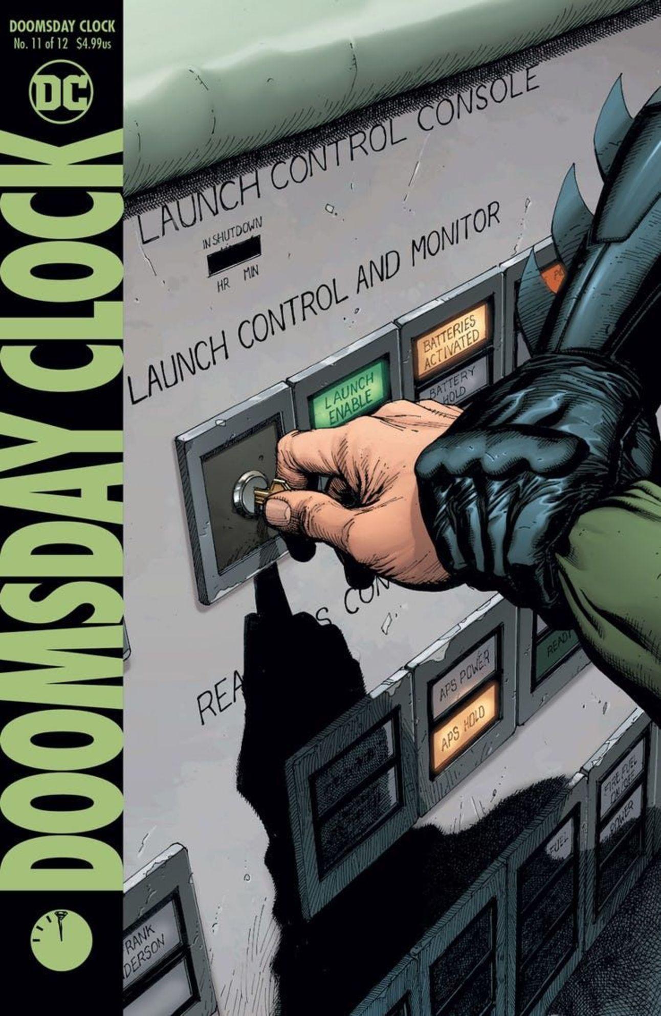 DC Comics May 29