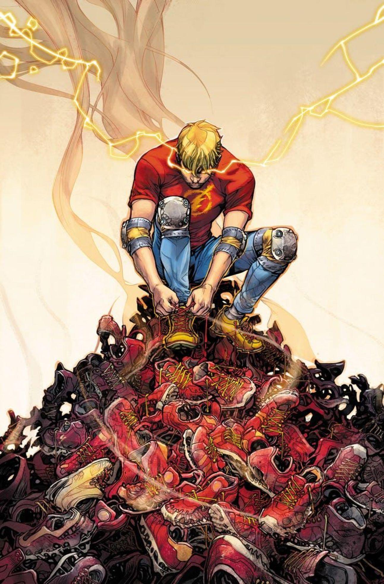 DC Comics May 31