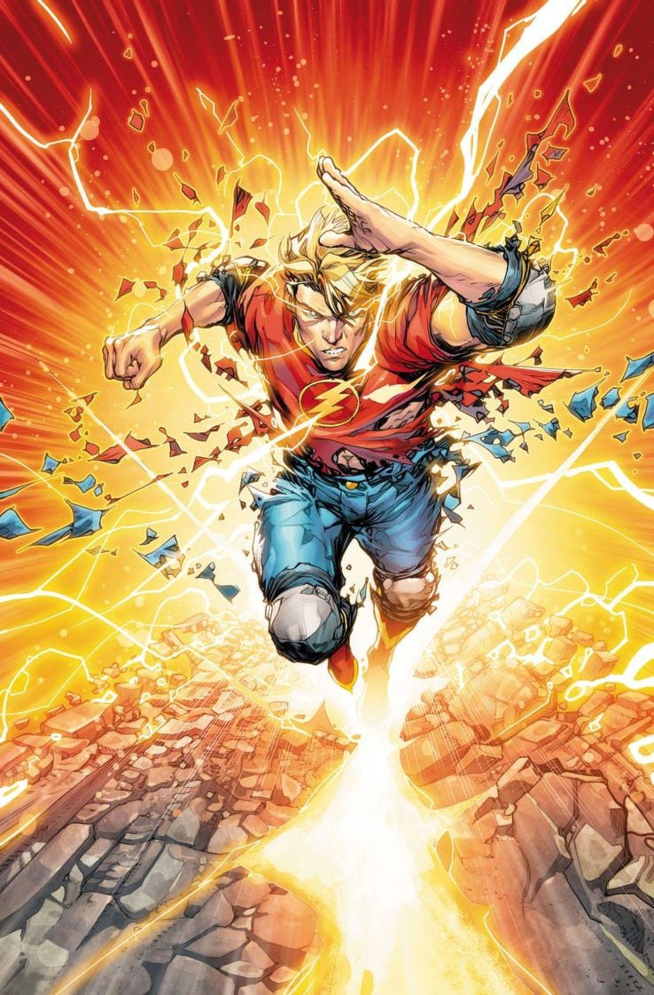 DC Comics May 32