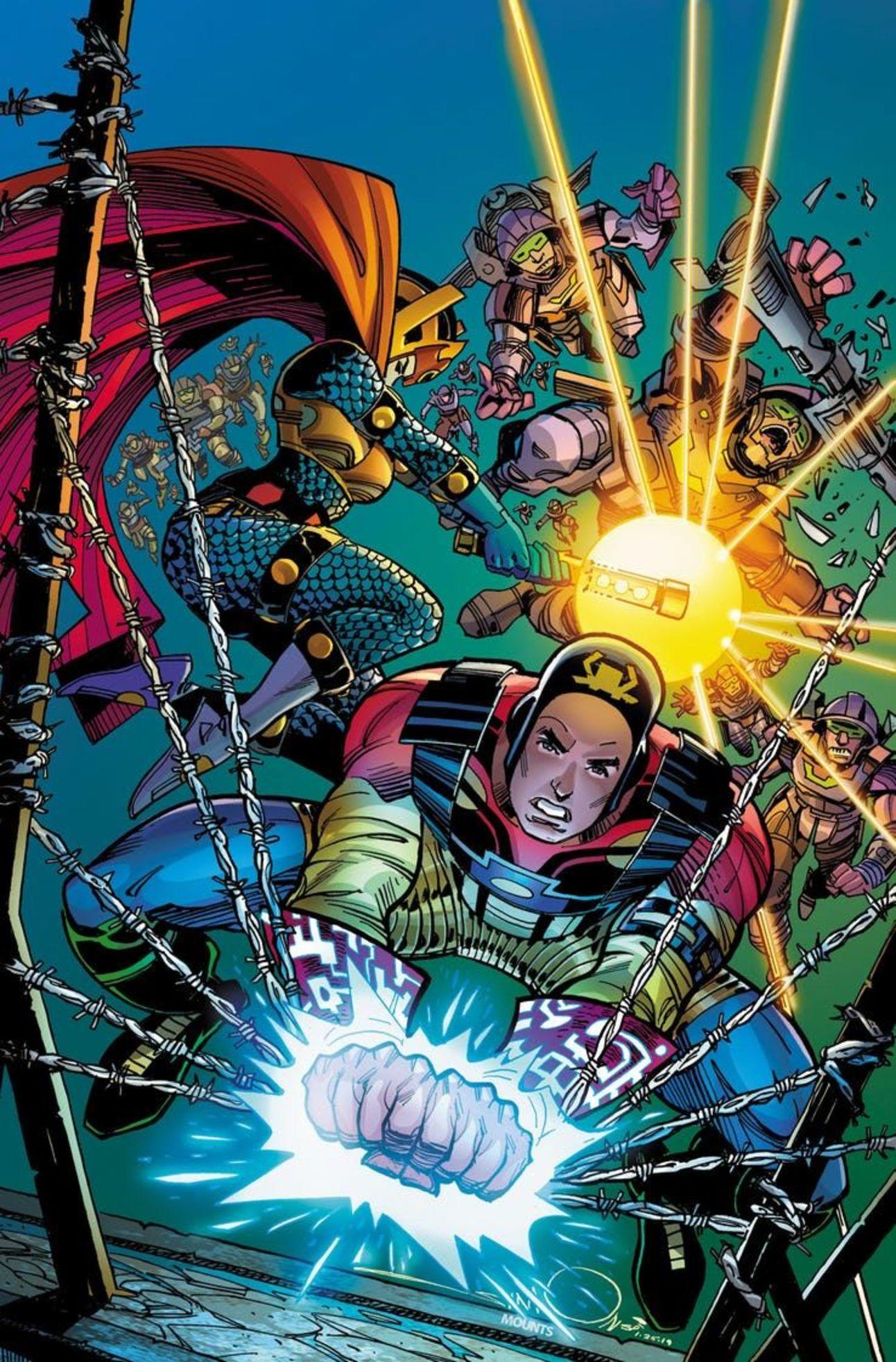 DC Comics May 33