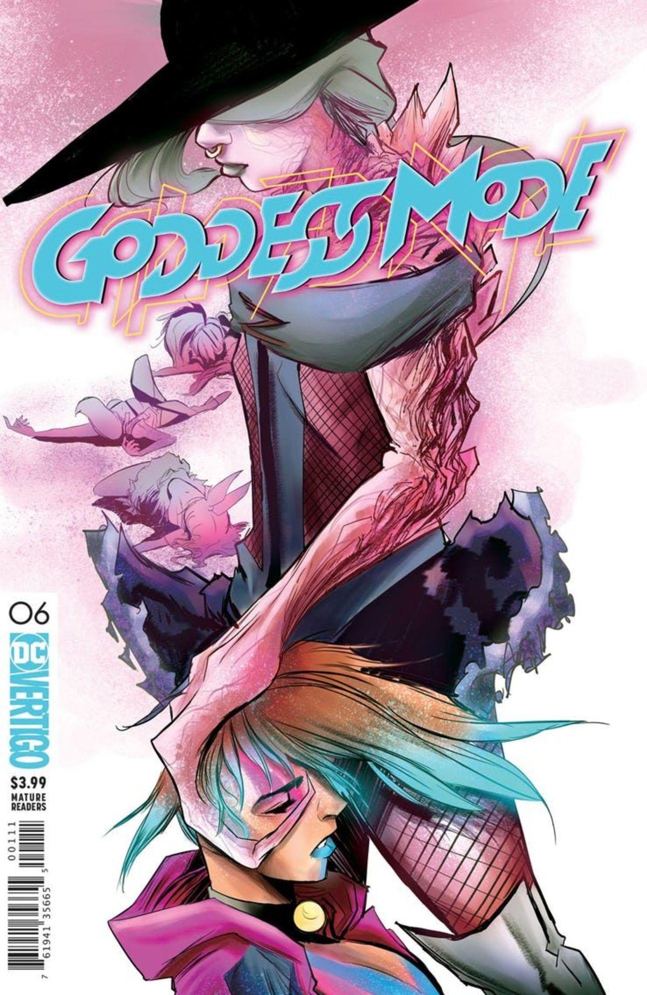 DC Comics May 35